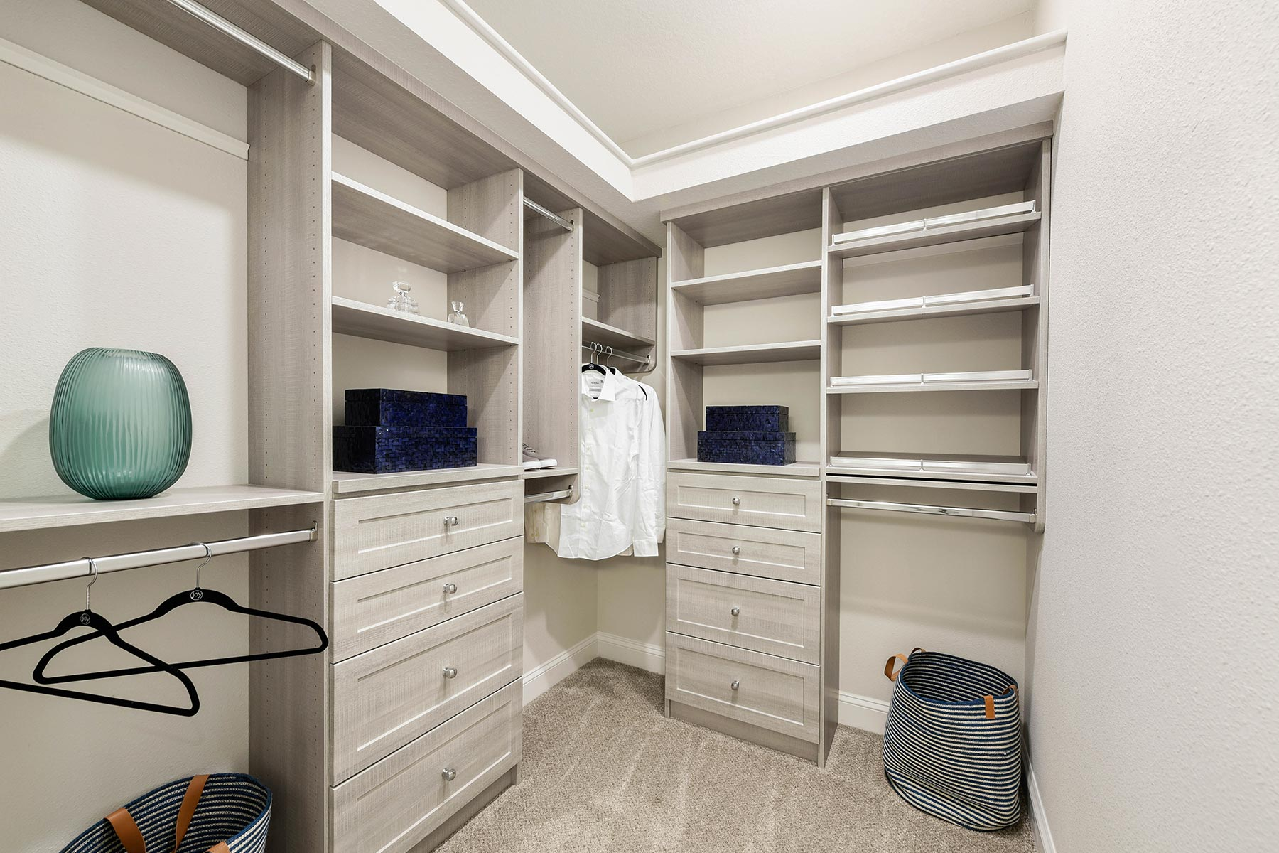 Ocean Plan Closet at RiverTown - WaterSong in St. Johns Florida by Mattamy Homes