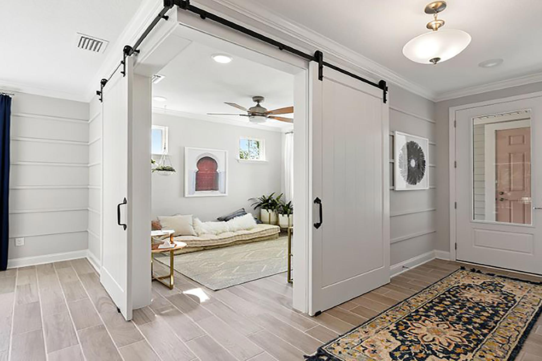 River Plan Study Room at RiverTown - WaterSong in St. Johns Florida by Mattamy Homes