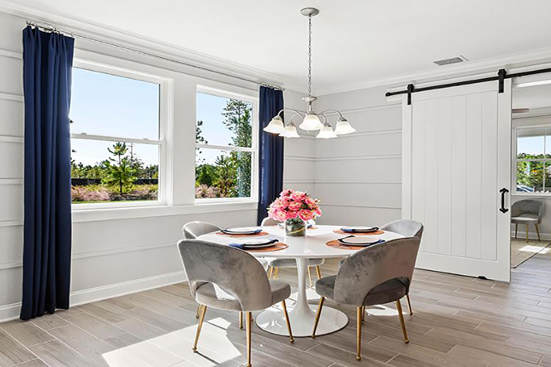 River Plan Dining at RiverTown - WaterSong in St. Johns Florida by Mattamy Homes