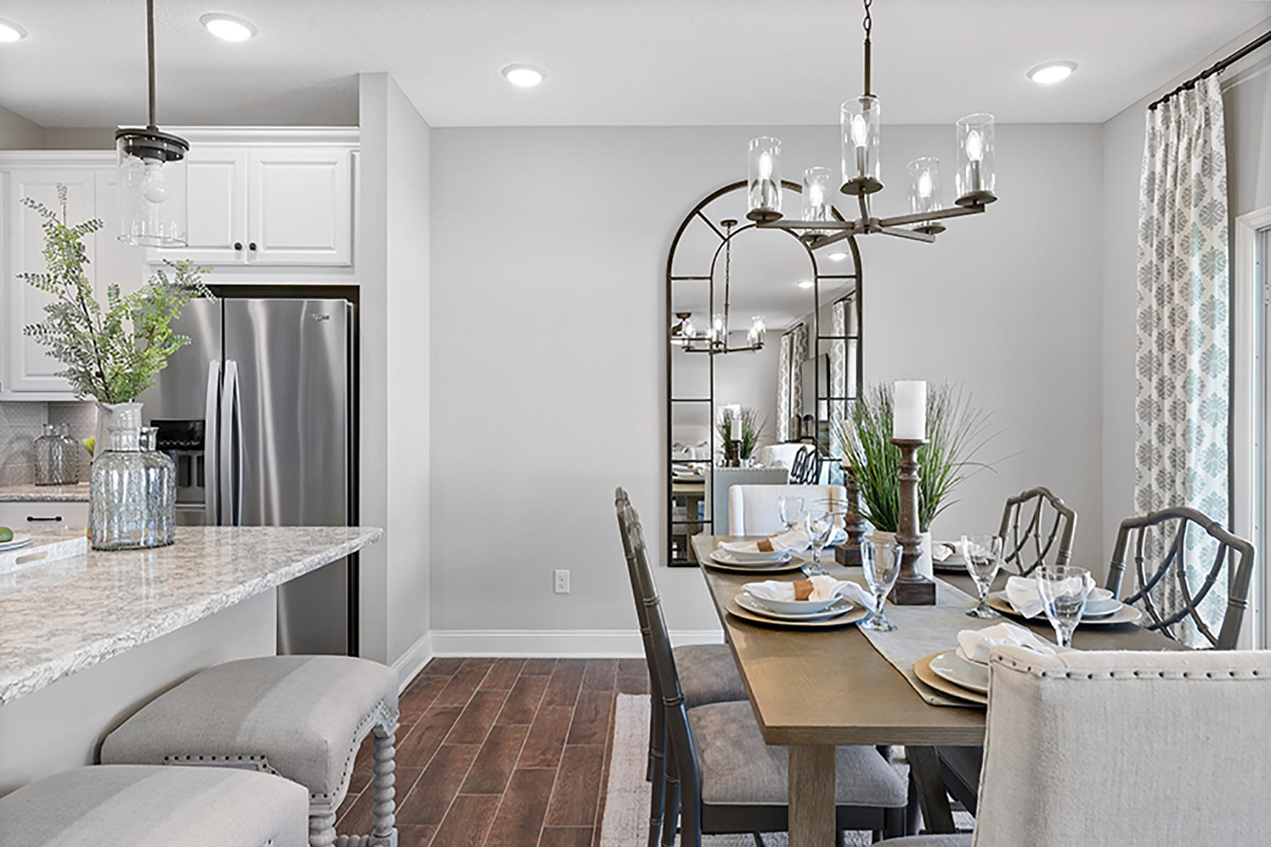 Dining in GTA Ontario by Mattamy Homes