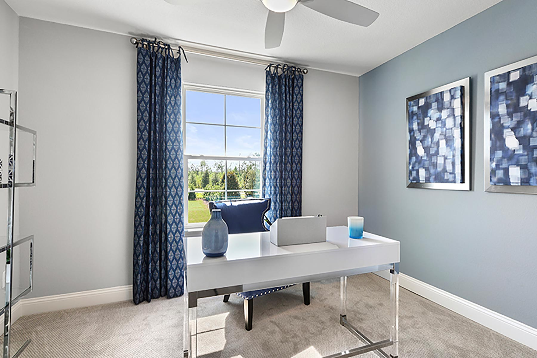 Retreat Plan Study Room at Wells Creek in Jacksonville Florida by Mattamy Homes
