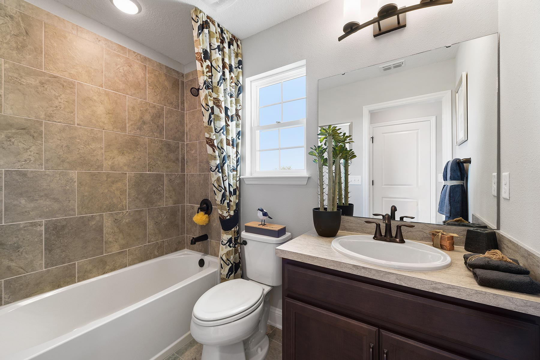 Spring Plan Bath at Wells Creek in Jacksonville Florida by Mattamy Homes