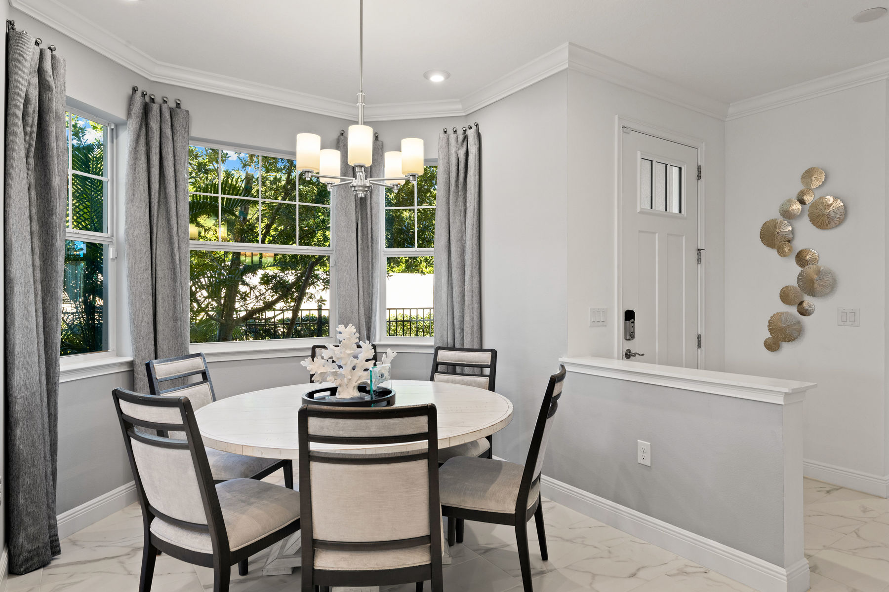 Captiva II Plan Dining at Arboretum in Naples Florida by Mattamy Homes