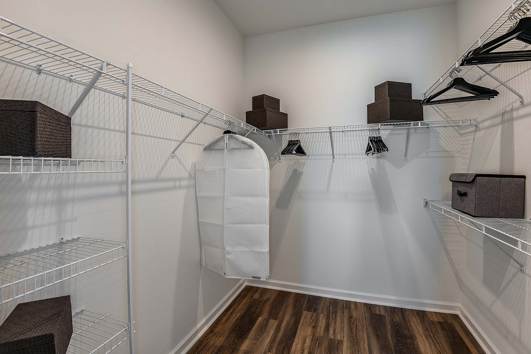 Largo Plan Closet at Bonavie Cove in Fort Myers Florida by Mattamy Homes