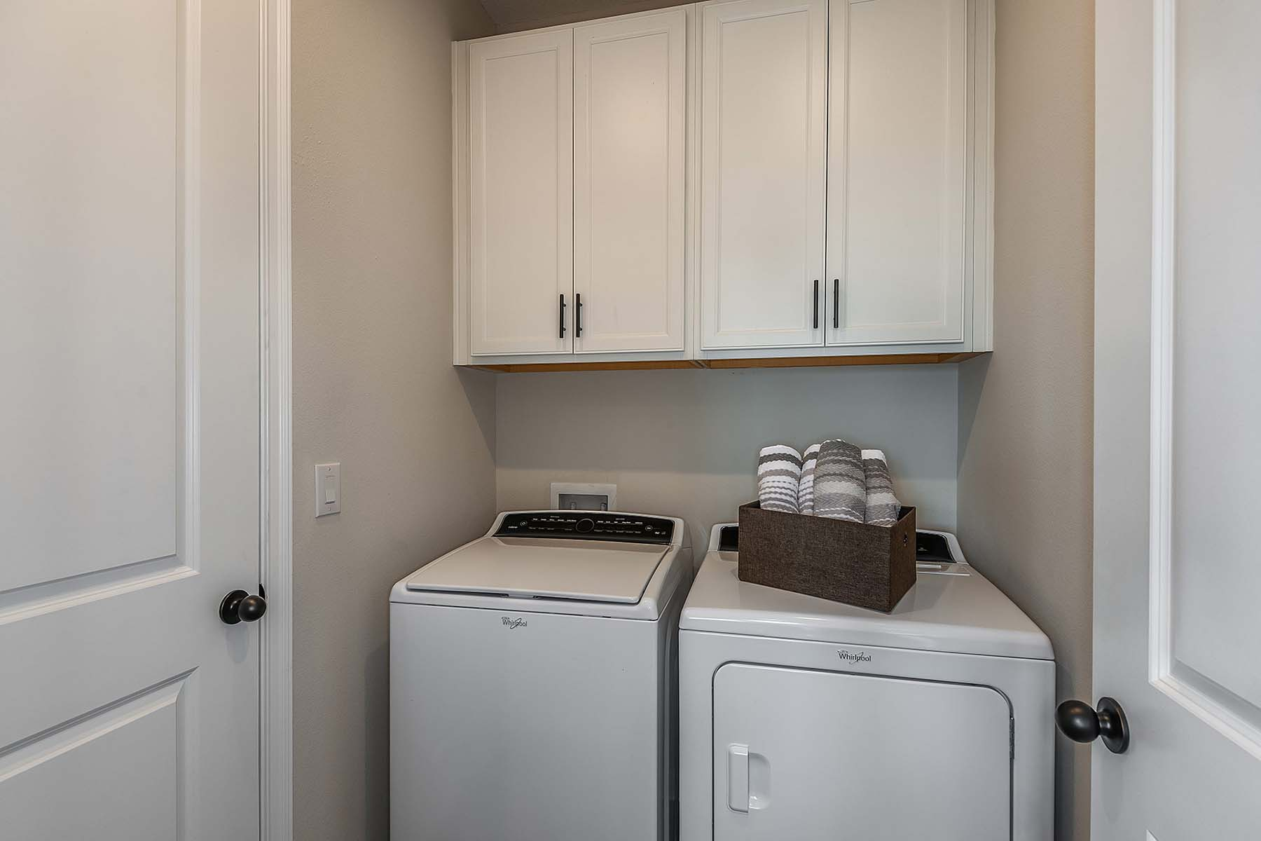Largo Plan Laundry at Bonavie Cove in Fort Myers Florida by Mattamy Homes
