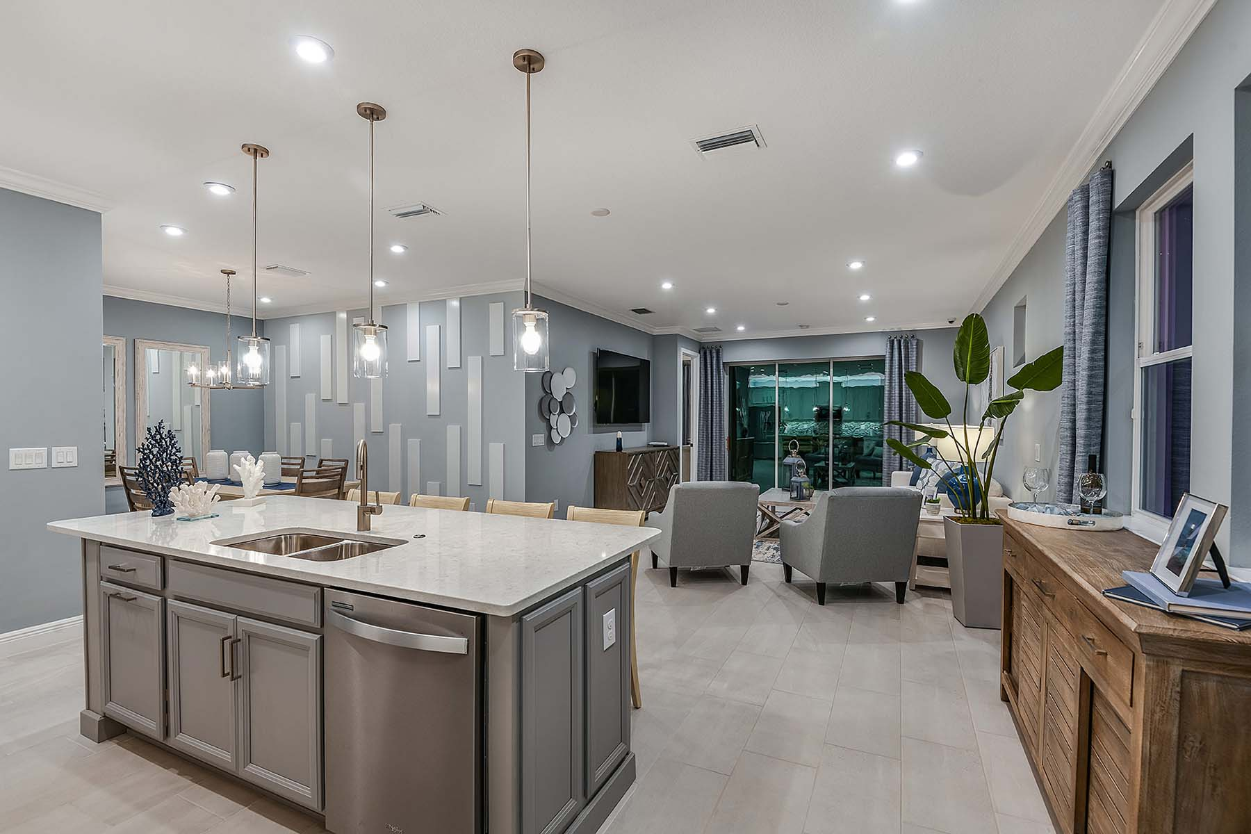 Oceana Plan Interior Others at Bonavie Cove in Fort Myers Florida by Mattamy Homes