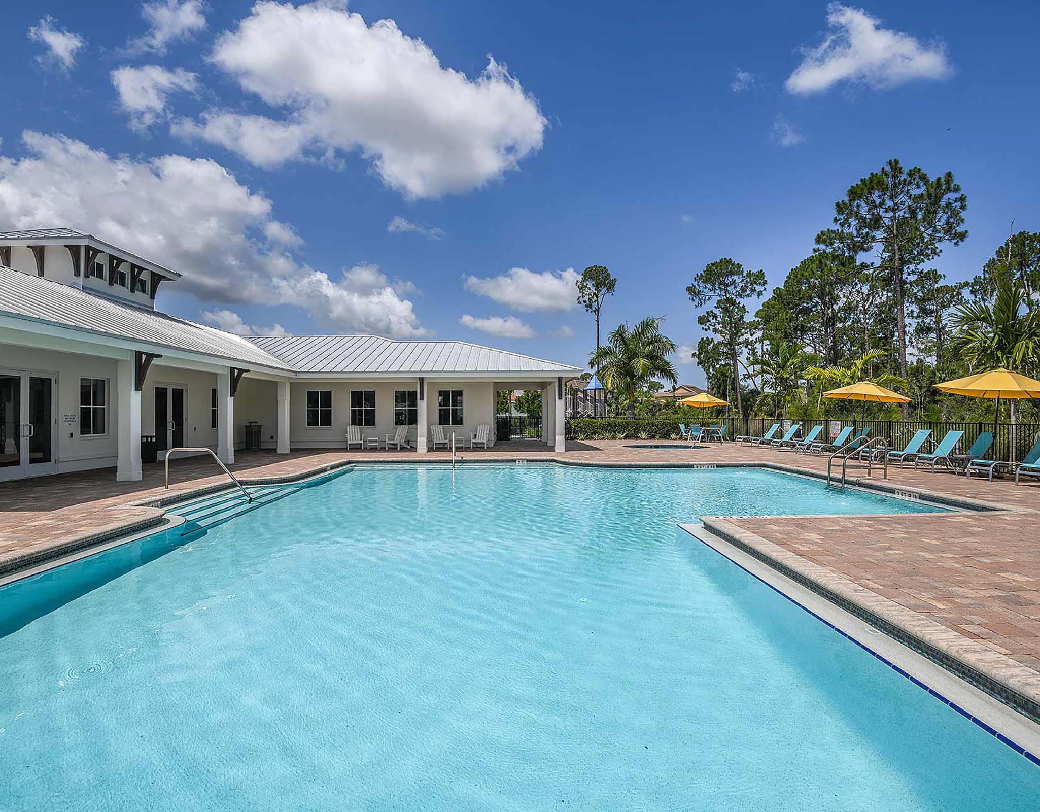Compass Landing WaterFeatures in Naples Florida by Mattamy Homes