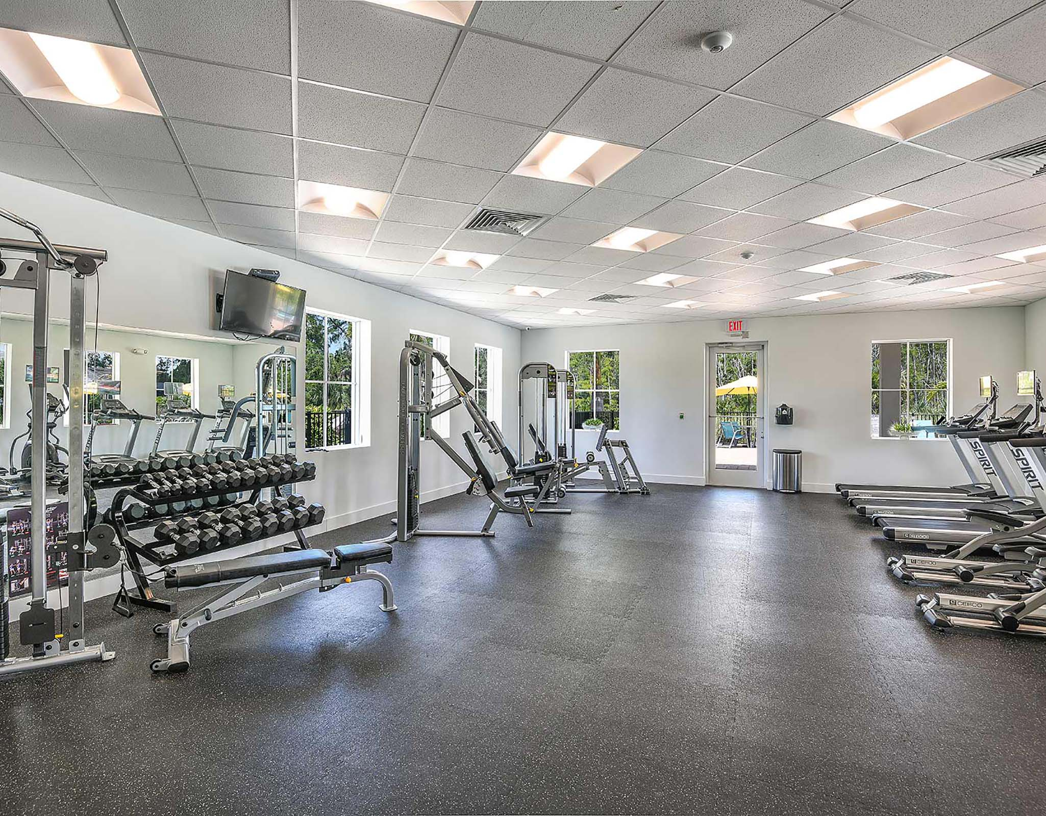 Compass Landing Amenities in Naples Florida by Mattamy Homes