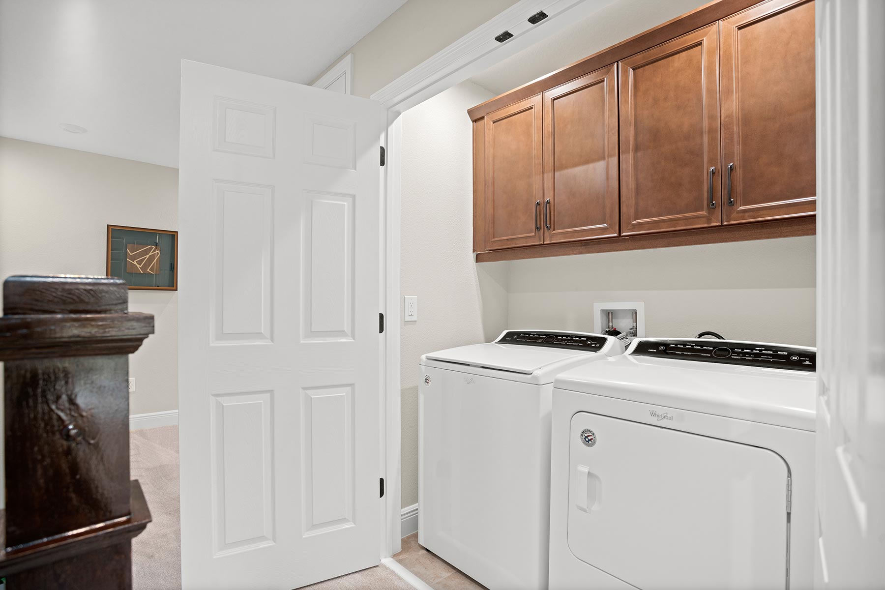 Dancy Plan Laundry at Legado in Windermere Florida by Mattamy Homes