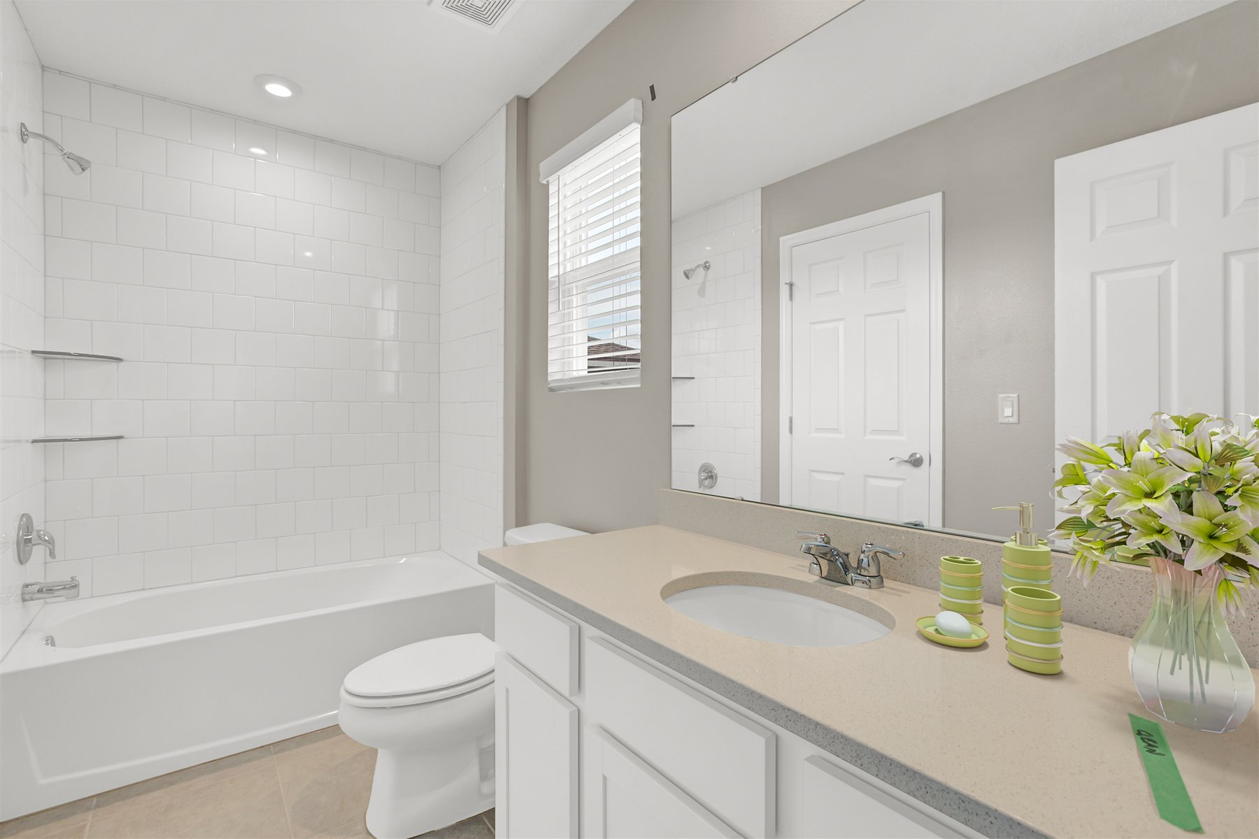 Belmont Plan Bath at Tohoqua in Kissimmee Florida by Mattamy Homes