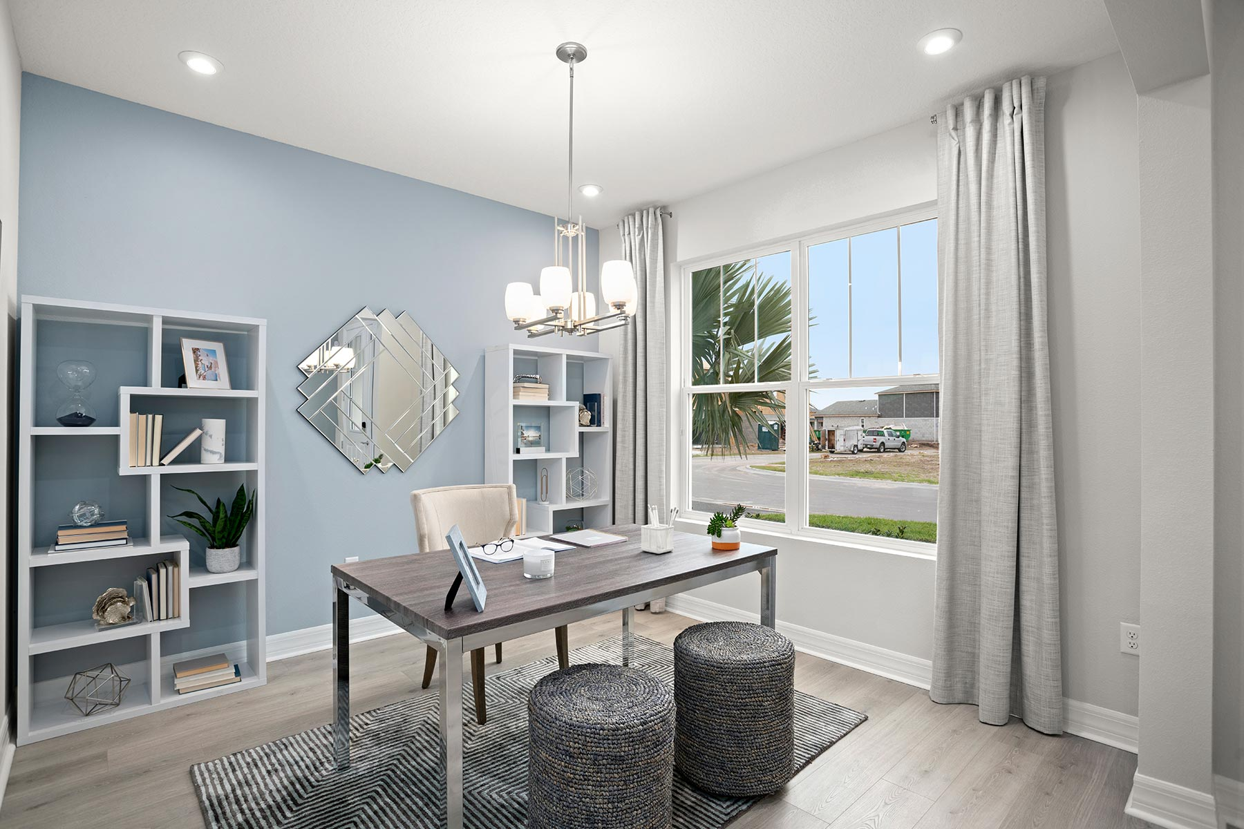 Camden Plan Study Room at Meridian Parks in Orlando Florida by Mattamy Homes