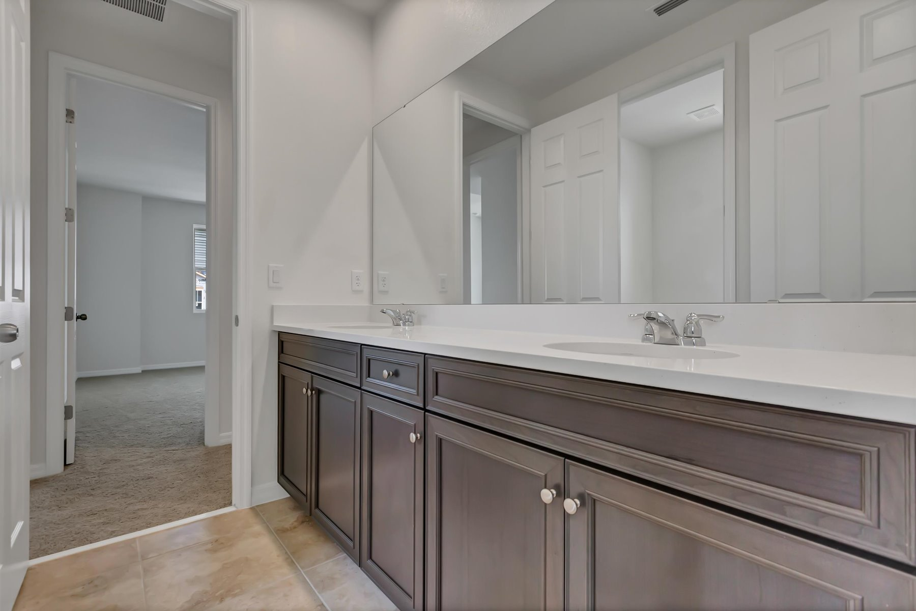 Winthrop Plan Bath at Meridian Parks in Orlando Florida by Mattamy Homes