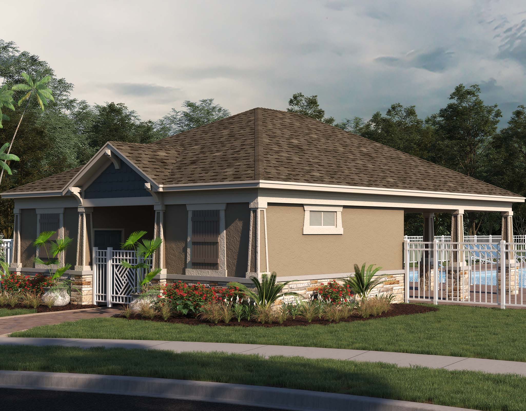 Preserve at Crown Point Amenities in Ocoee Florida by Mattamy Homes
