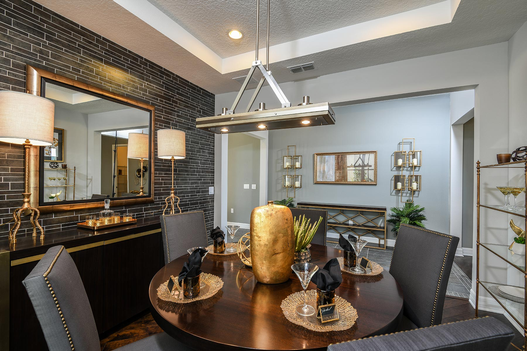 Preserve at Crown Point Dining in Ocoee Florida by Mattamy Homes