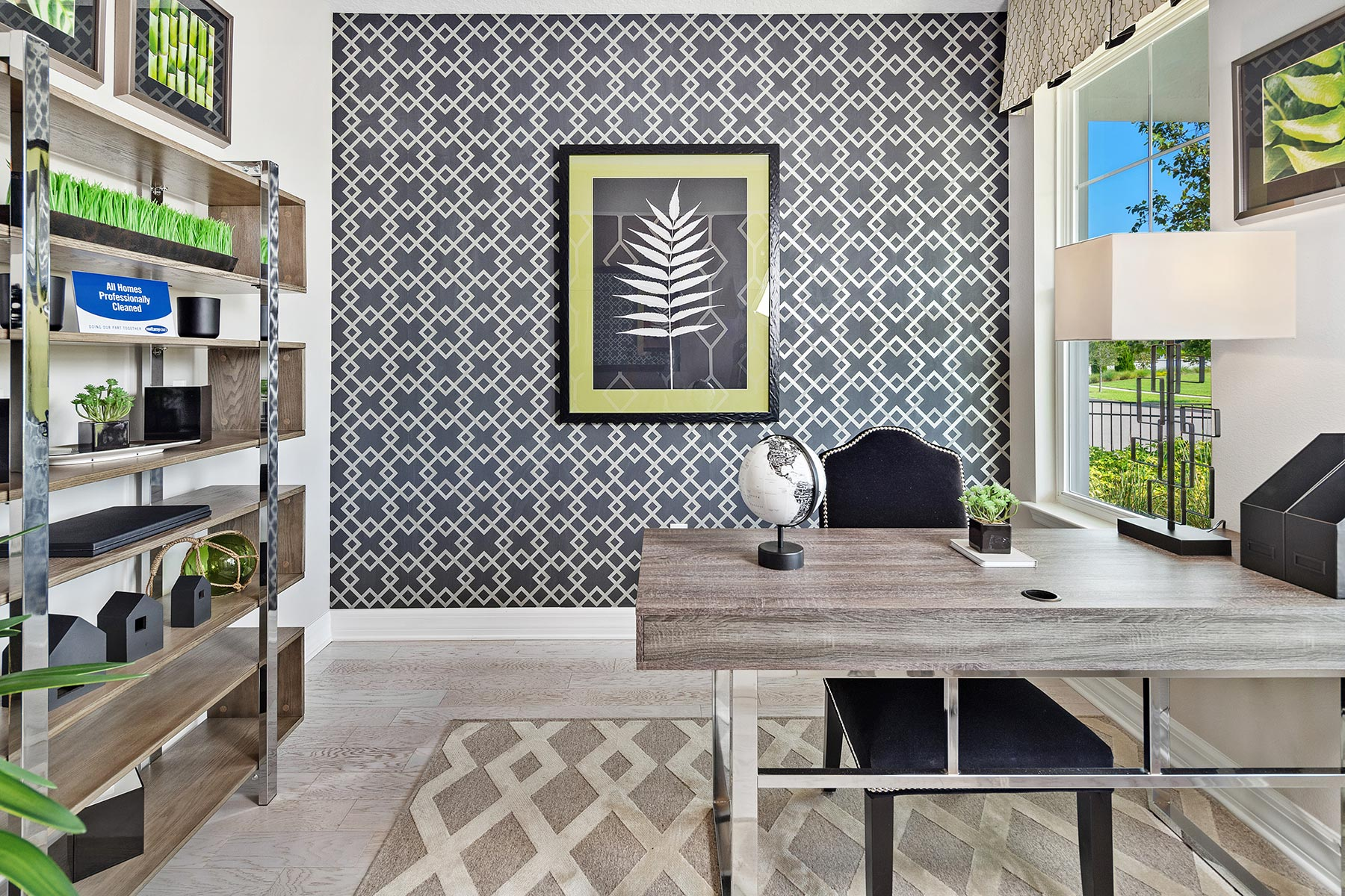 Campbell Plan Study Room at Tohoqua in Kissimmee Florida by Mattamy Homes