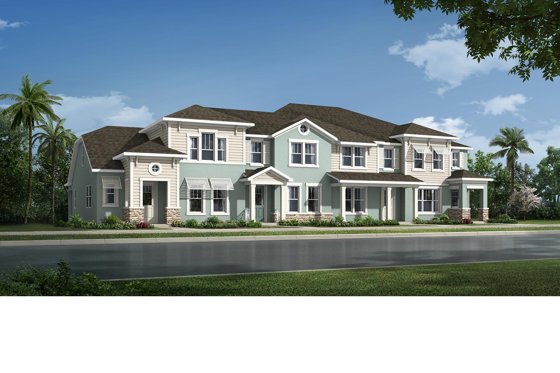 Francesca III Plan apr-25---6119-block-2-co---6800 at Randal Walk in Orlando Florida by Mattamy Homes