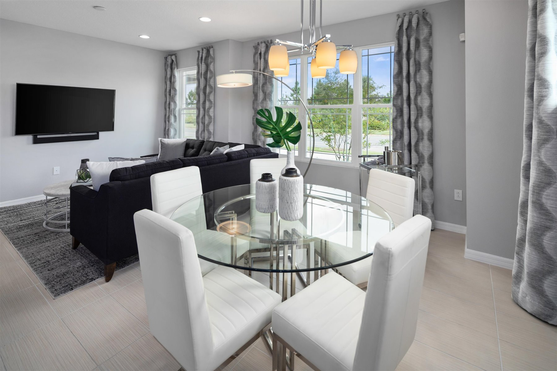 Marabel III Plan Dining at Randal Walk in Orlando Florida by Mattamy Homes