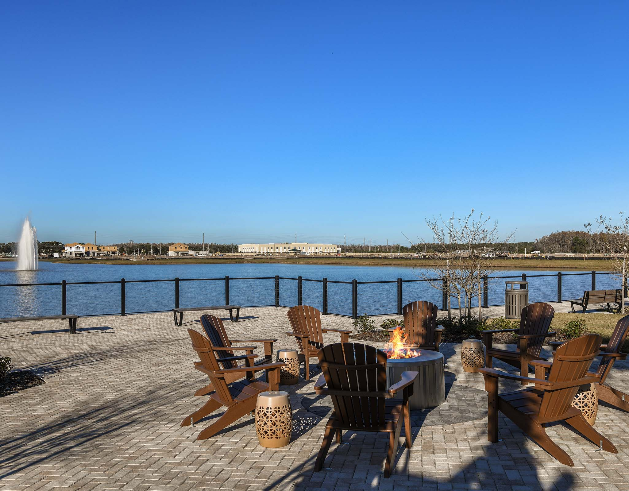 Tapestry Amenities in Kissimmee Florida by Mattamy Homes