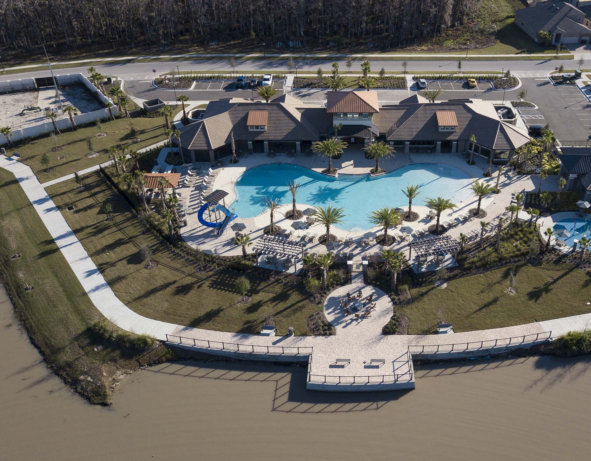 Tapestry WaterFeatures in Kissimmee Florida by Mattamy Homes