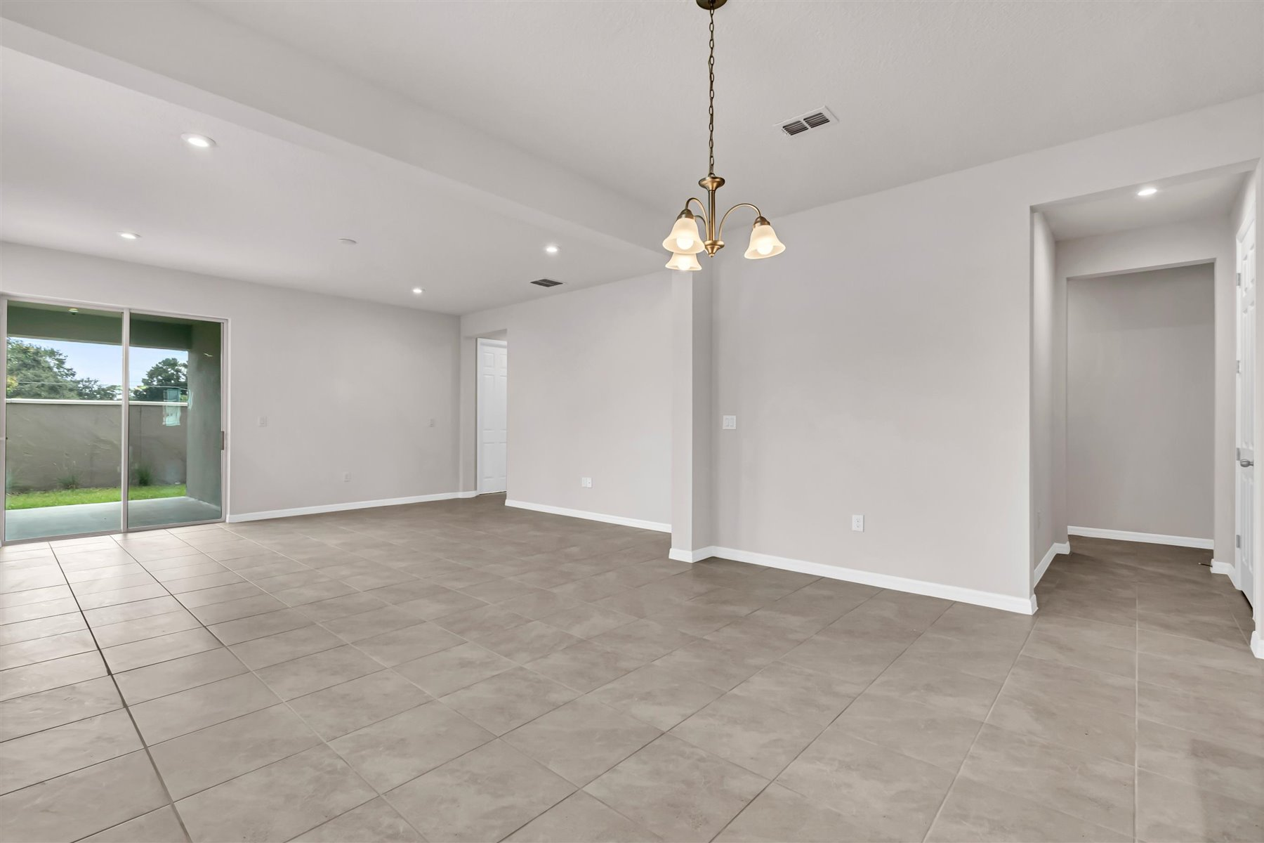Dominica Plan Empty at Tapestry in Kissimmee Florida by Mattamy Homes