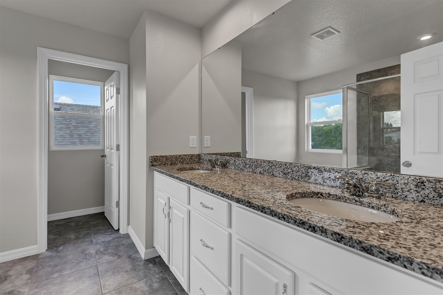 Palmetto Plan Bath at Tapestry in Kissimmee Florida by Mattamy Homes