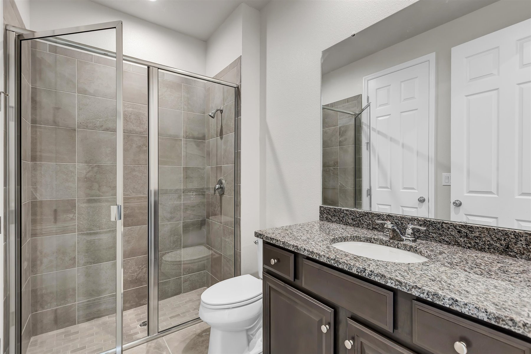 Winthrop Plan Bath at Tapestry in Kissimmee Florida by Mattamy Homes