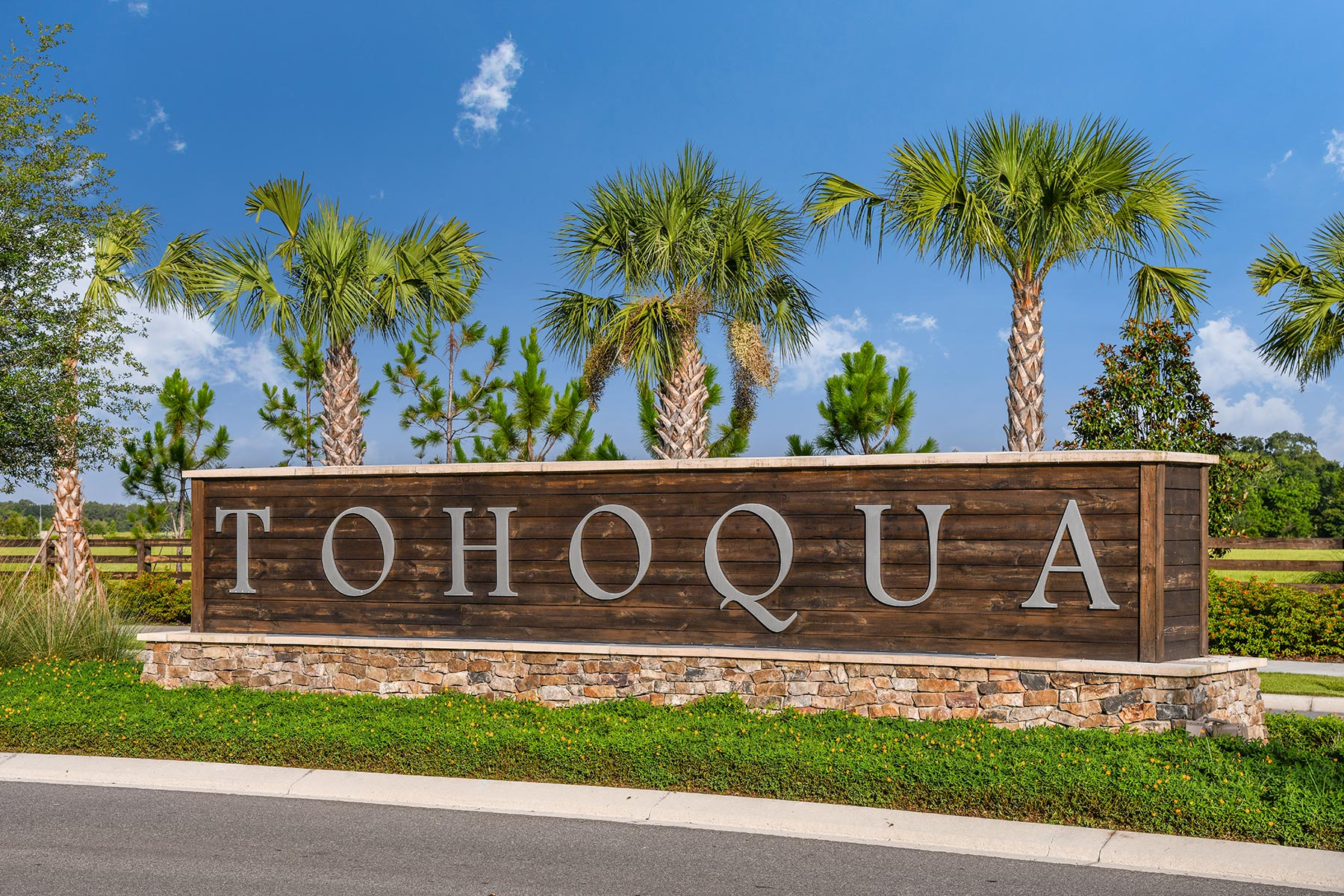 Tohoqua Monument in Kissimmee Florida by Mattamy Homes