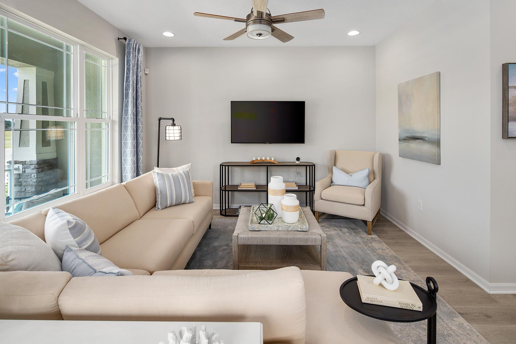 Camilla III Plan ORL_Tohoqua_CamillaIII_Craftsman_Gallery_Gathering at Waterbrooke in Clermont Florida by Mattamy Homes
