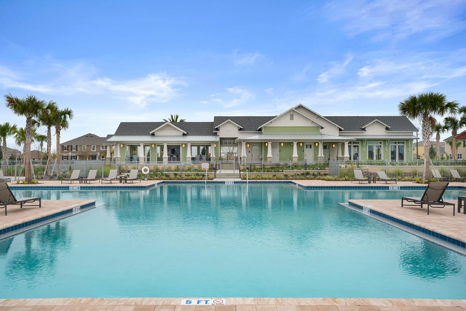 Waterbrooke WaterFeatures in Clermont Florida by Mattamy Homes