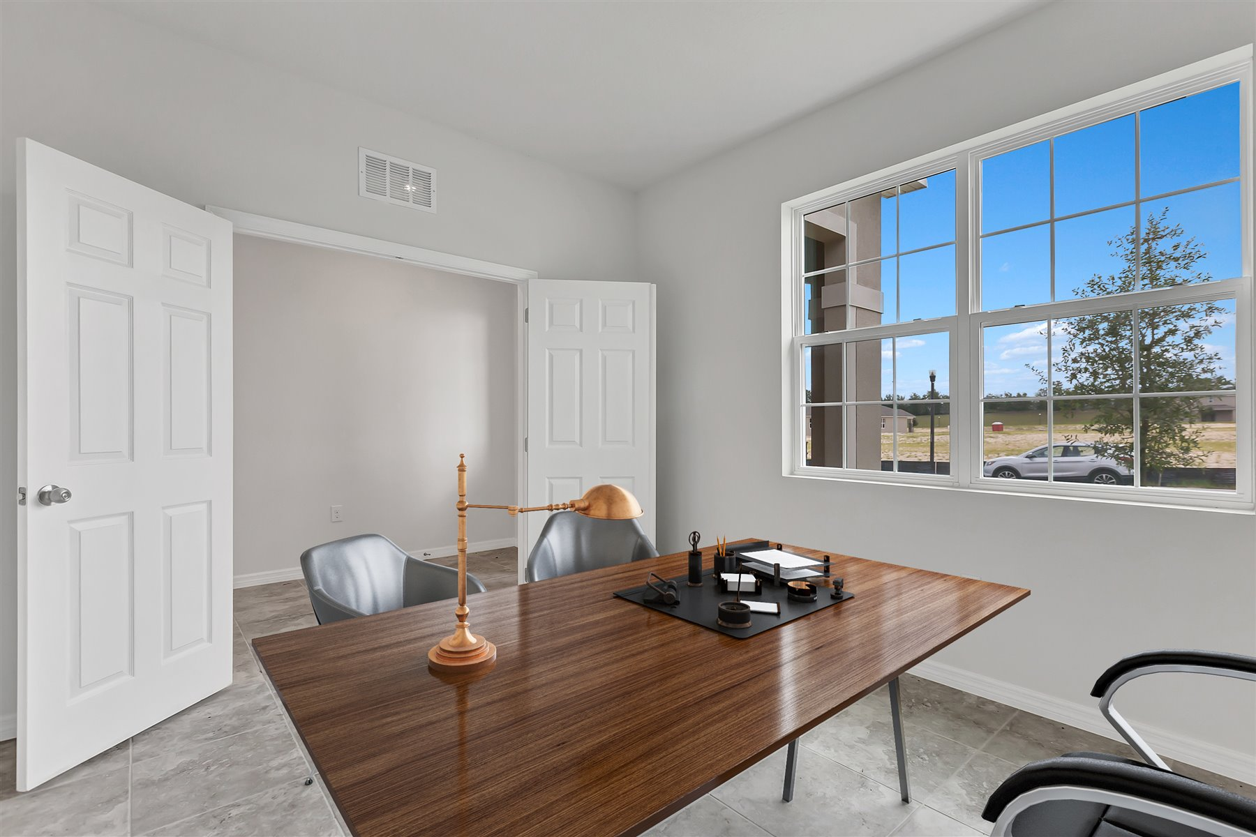 Emma Plan Study Room at Waterbrooke in Clermont Florida by Mattamy Homes