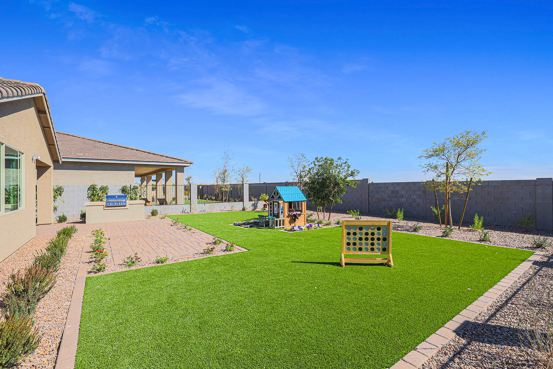 Aries Plan MATPHX_AZC_Aries_BY1_1800x1200 at Azure Canyon in Litchfield Park Arizona by Mattamy Homes