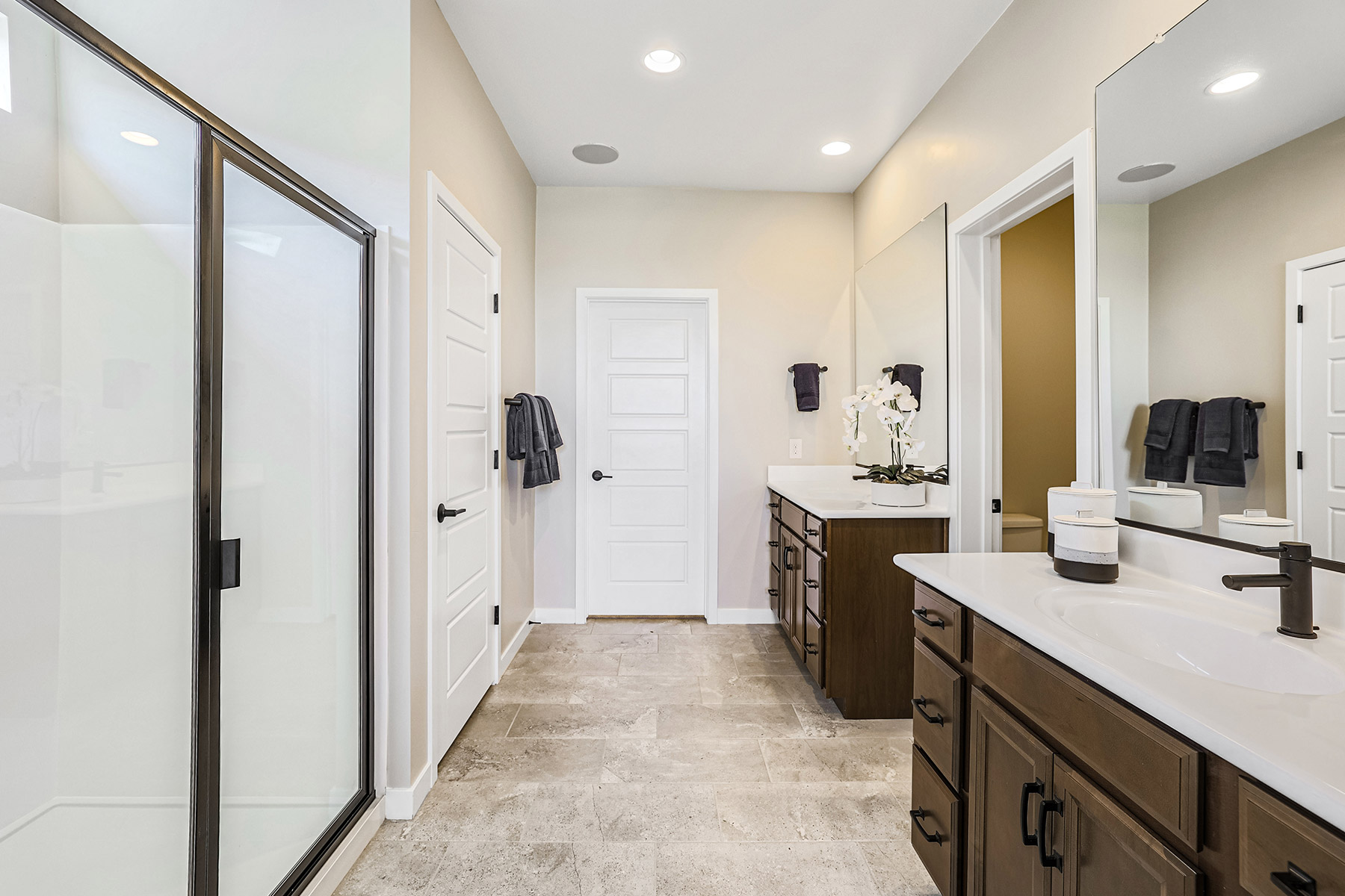 Aries Plan Bath at Azure Canyon in Litchfield Park Arizona by Mattamy Homes