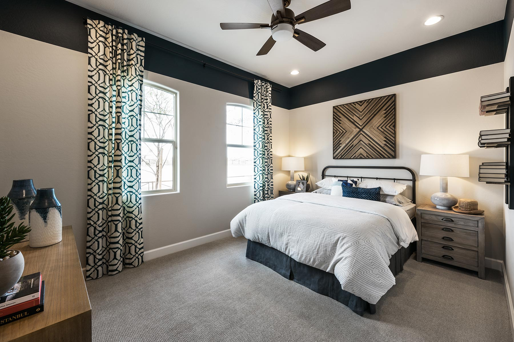Azure Canyon Bedroom in Goodyear Arizona by Mattamy Homes