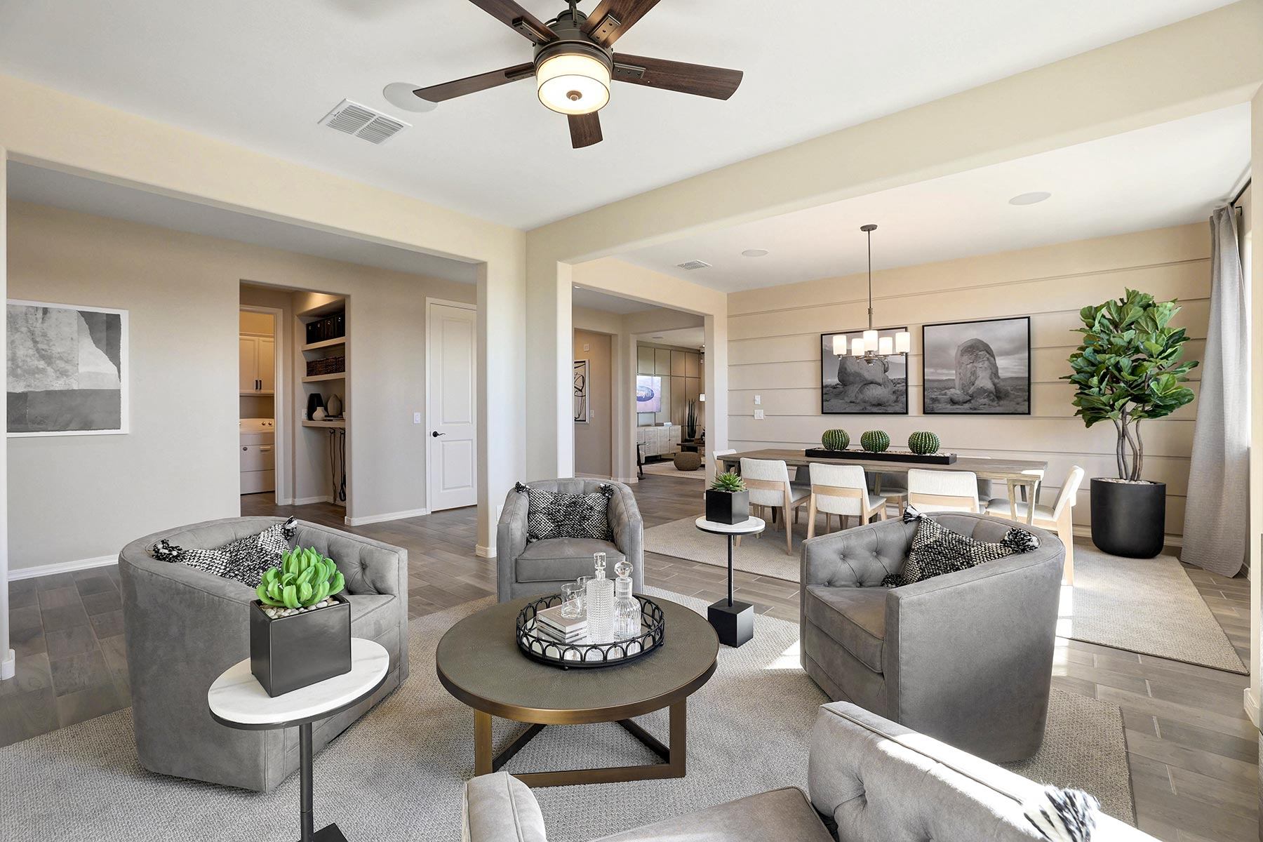 Bellwood Plan Others at Azure Canyon in Goodyear Arizona by Mattamy Homes