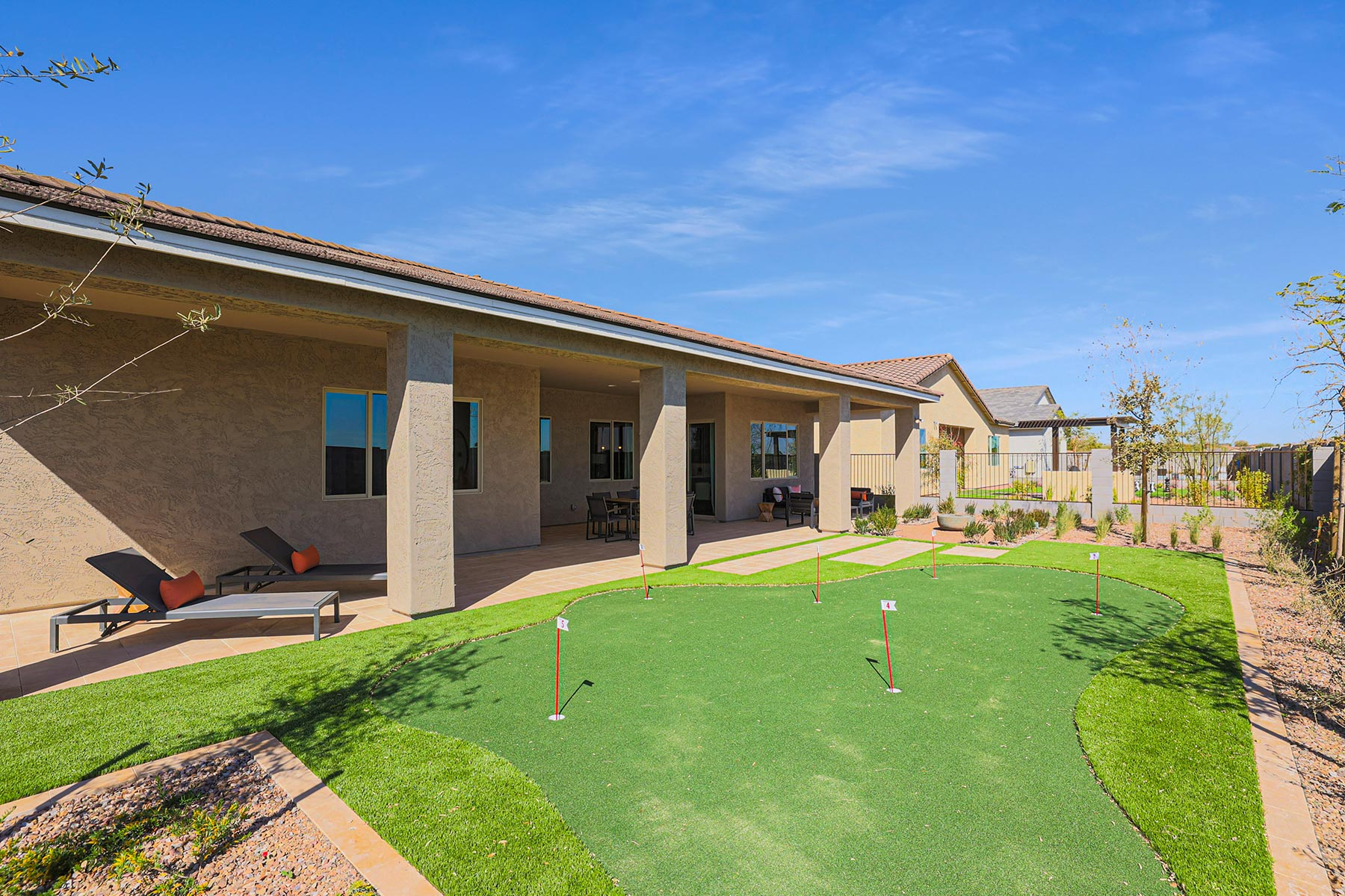 Castleton Plan MATPHX_AZC_Castleton_BY2_1800x1200 at Azure Canyon in Litchfield Park Arizona by Mattamy Homes