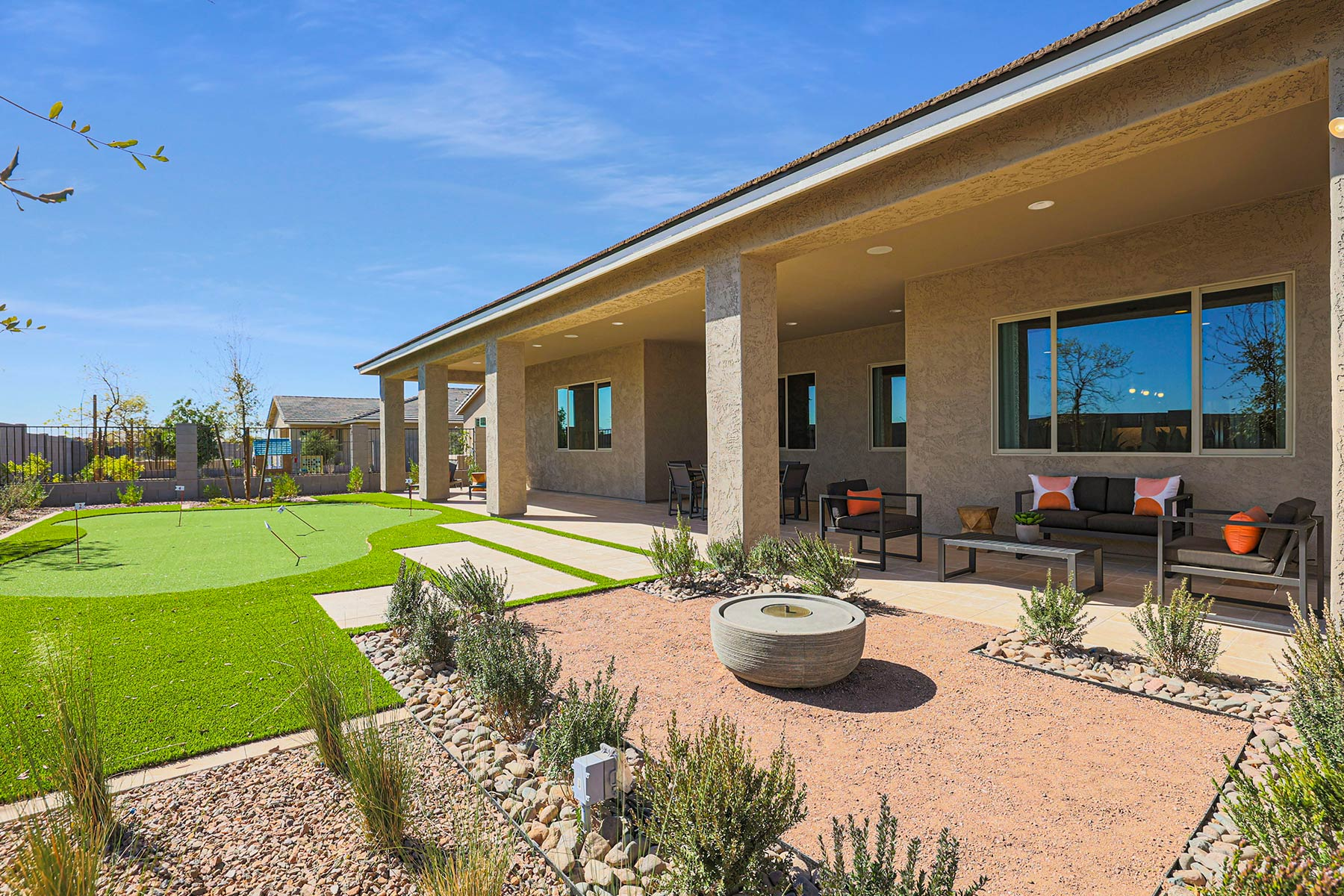 Castleton Plan MATPHX_AZC_Castleton_BY_1800x1200 at Azure Canyon in Litchfield Park Arizona by Mattamy Homes