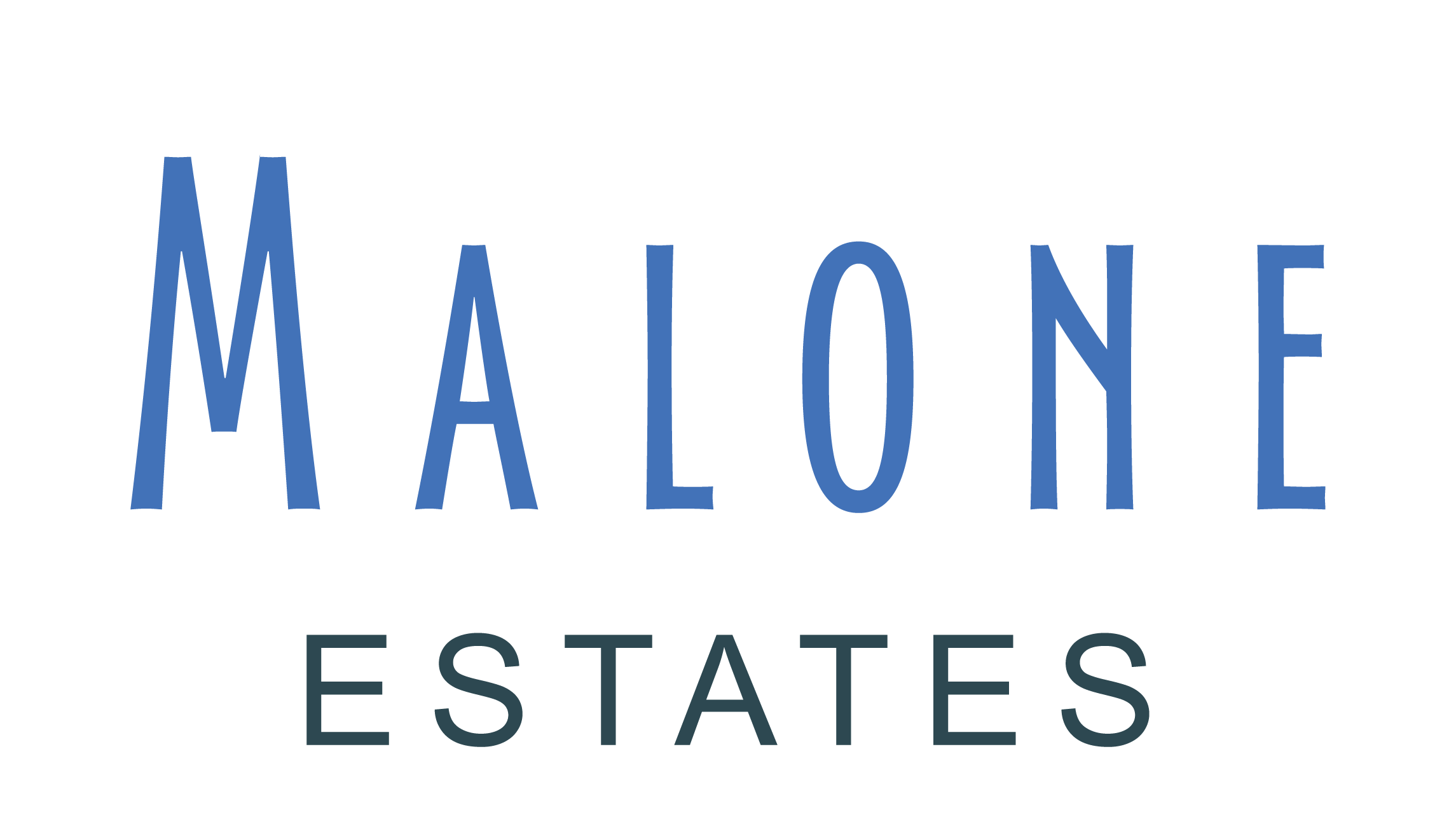 Malone Estates Marketing Logo in Queen Creek Arizona by Mattamy Homes