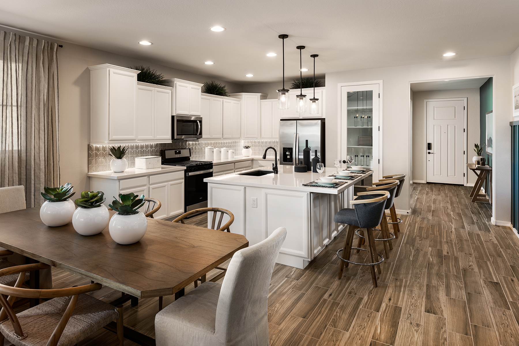 Malone Estates Kitchen in Queen Creek Arizona by Mattamy Homes
