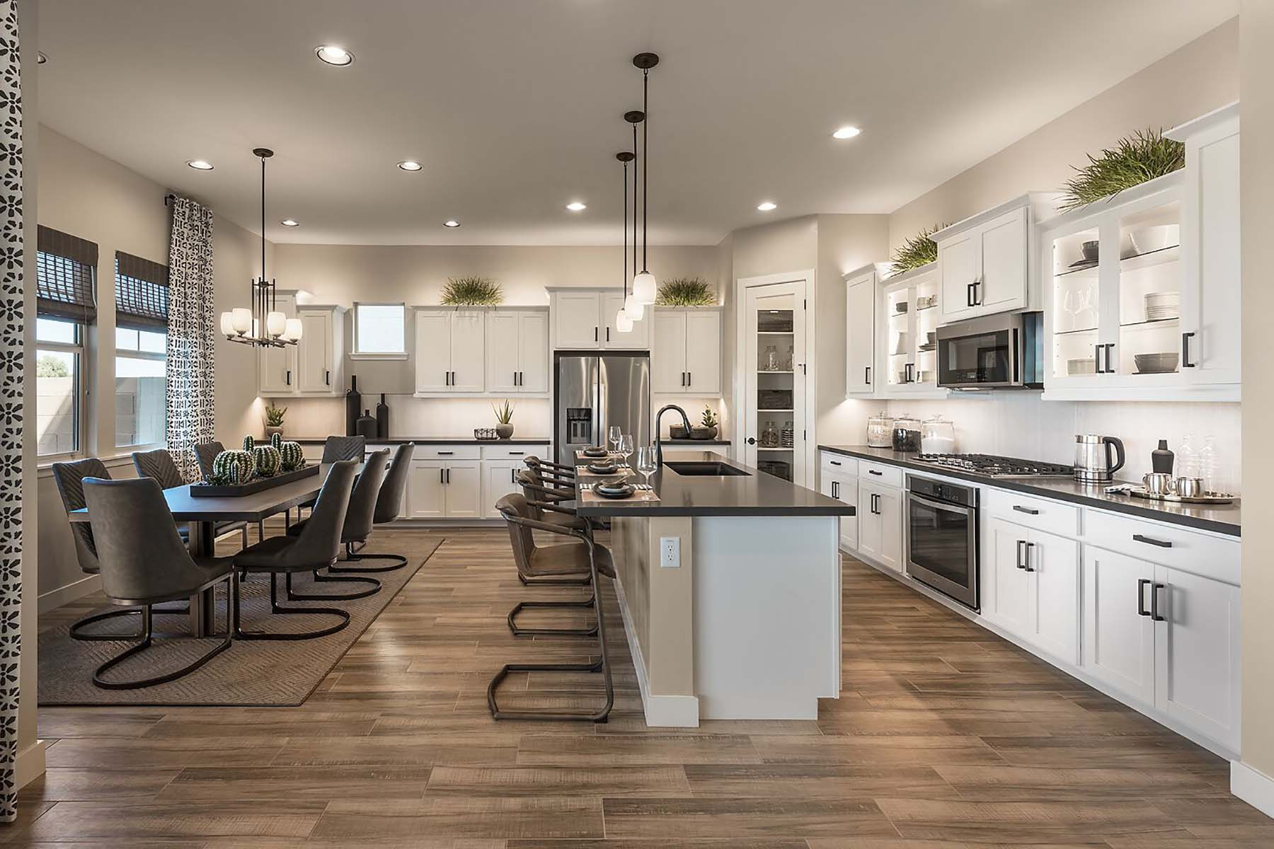 Campbell Plan  at Retreats at Haven in Chandler Arizona by Mattamy Homes