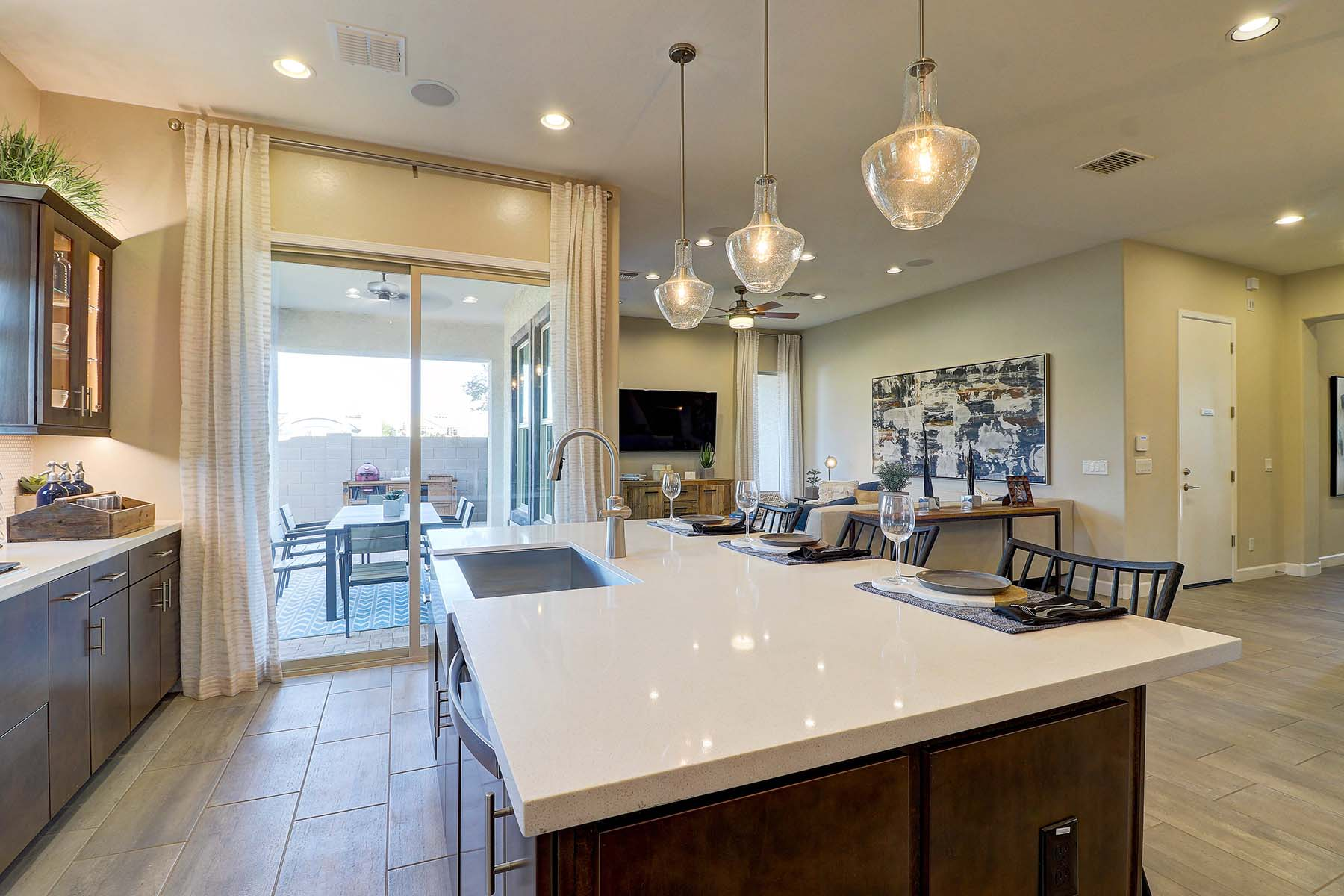 Romero Plan  at Retreats at Haven in Chandler Arizona by Mattamy Homes