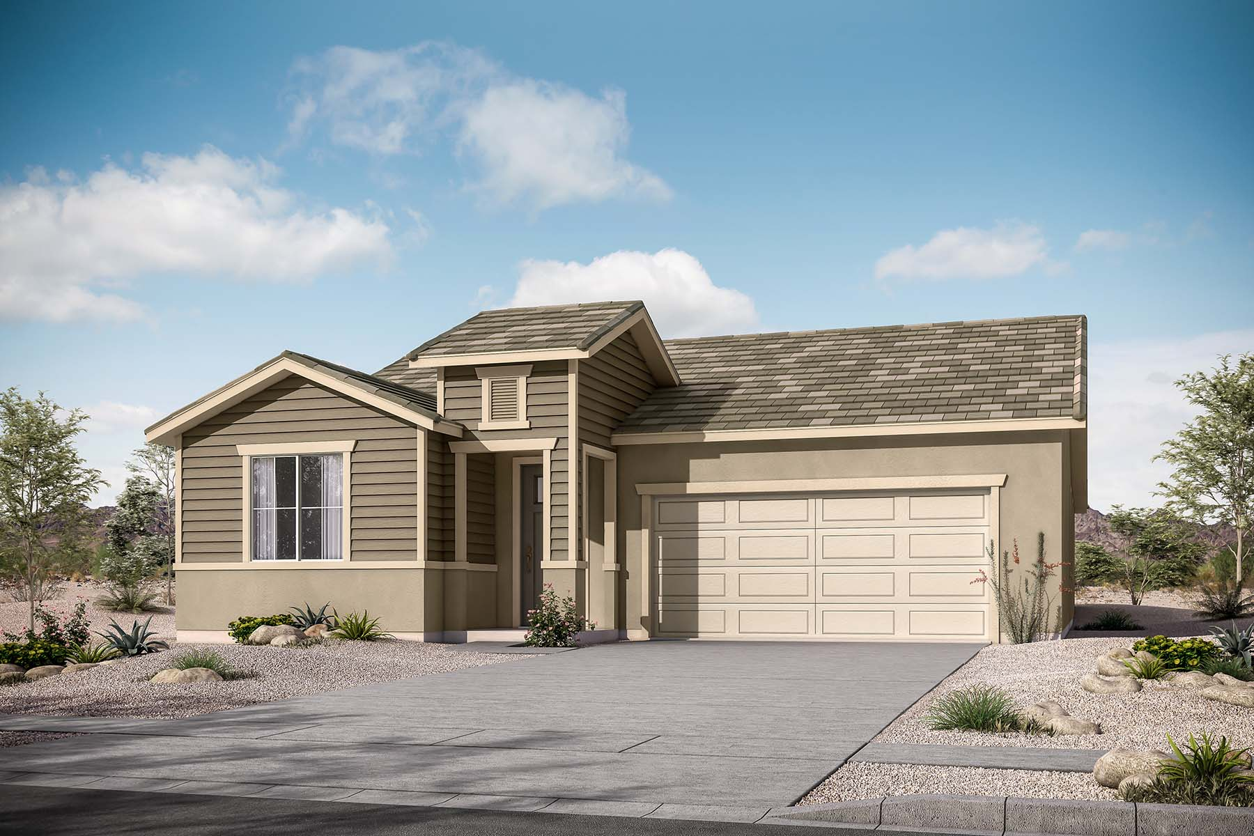 Riverton Plan  at Roosevelt Park in Avondale Arizona by Mattamy Homes