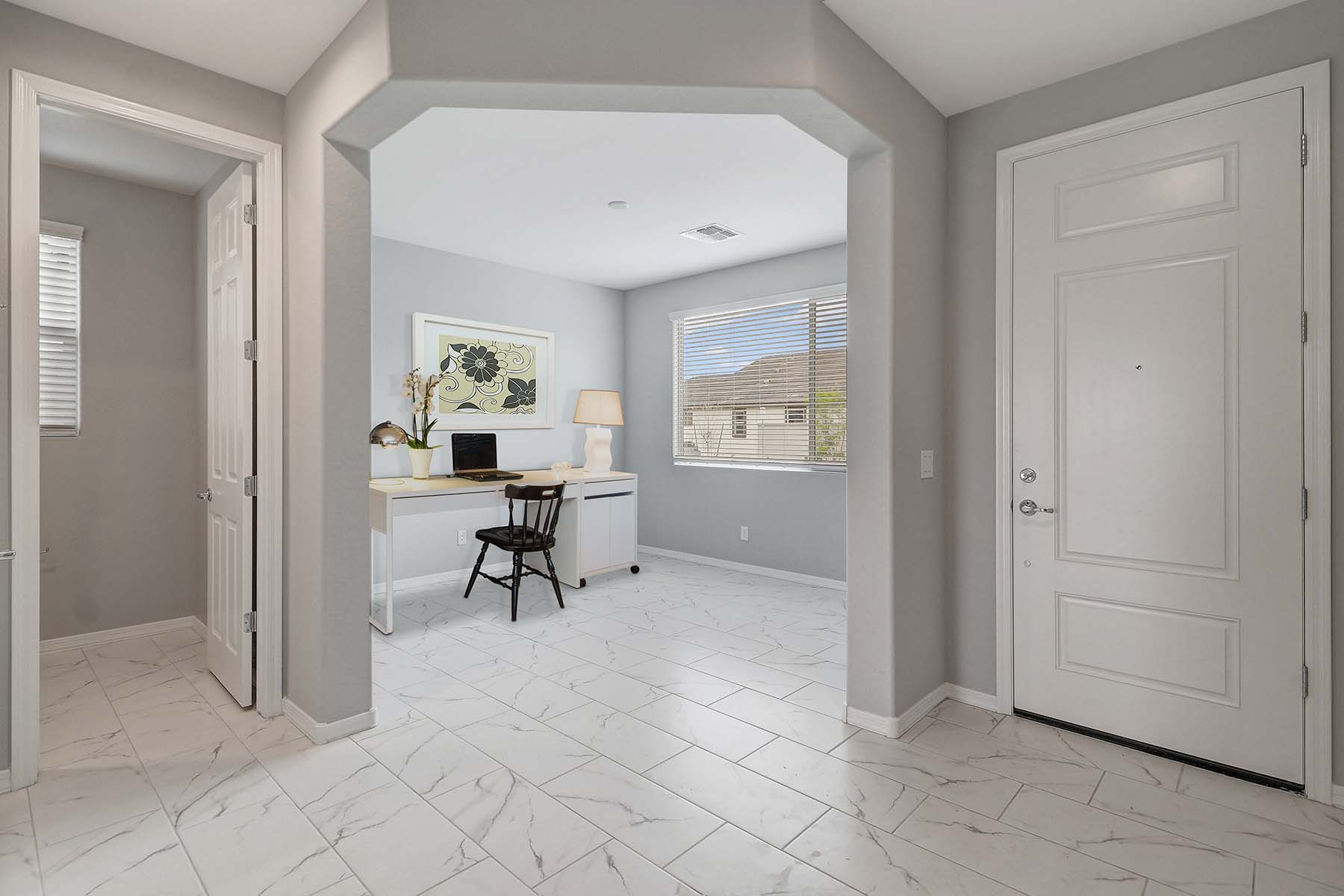 Sinclair Plan  at Roosevelt Park in Avondale Arizona by Mattamy Homes