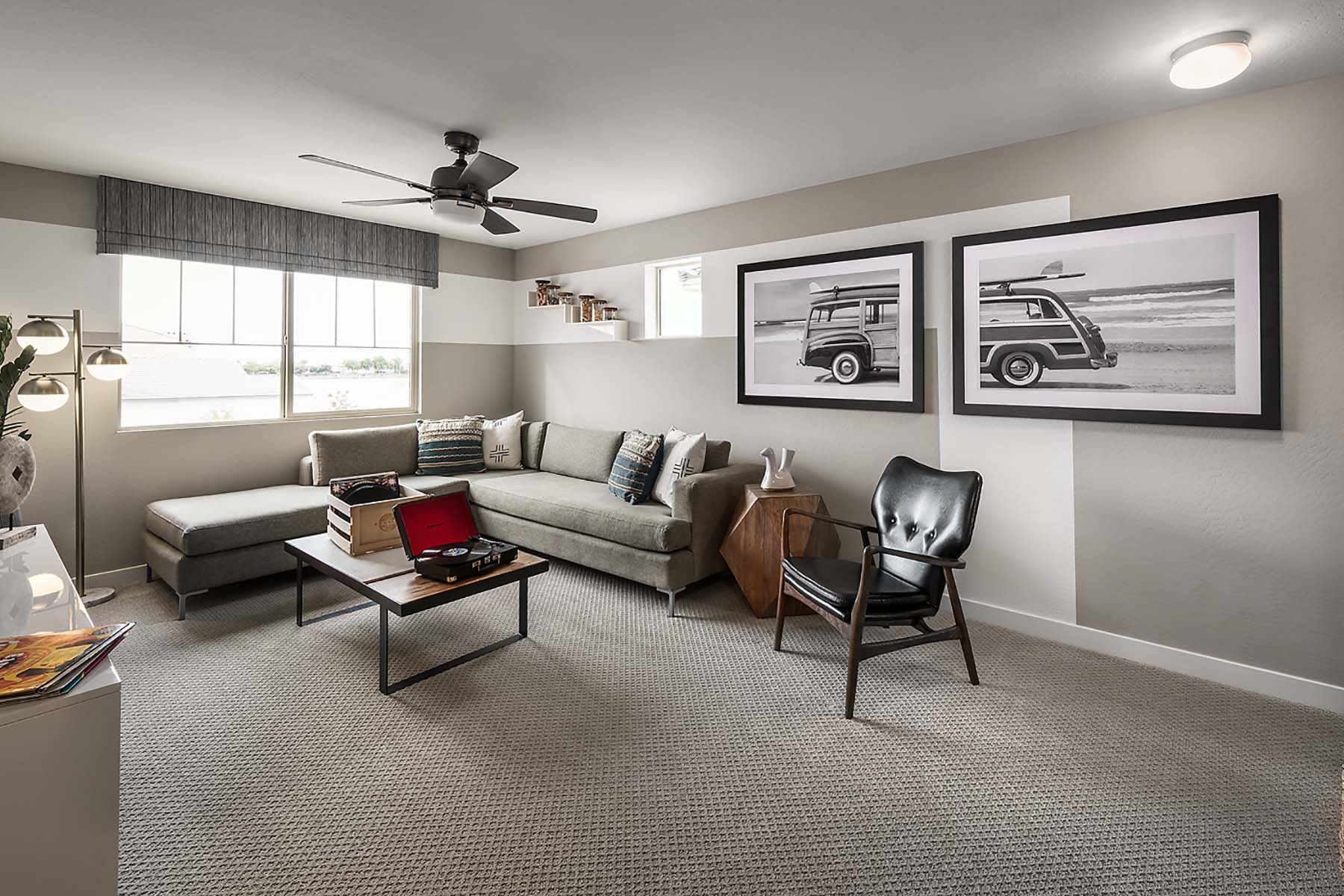 Whatley Plan  at Roosevelt Park in Avondale Arizona by Mattamy Homes