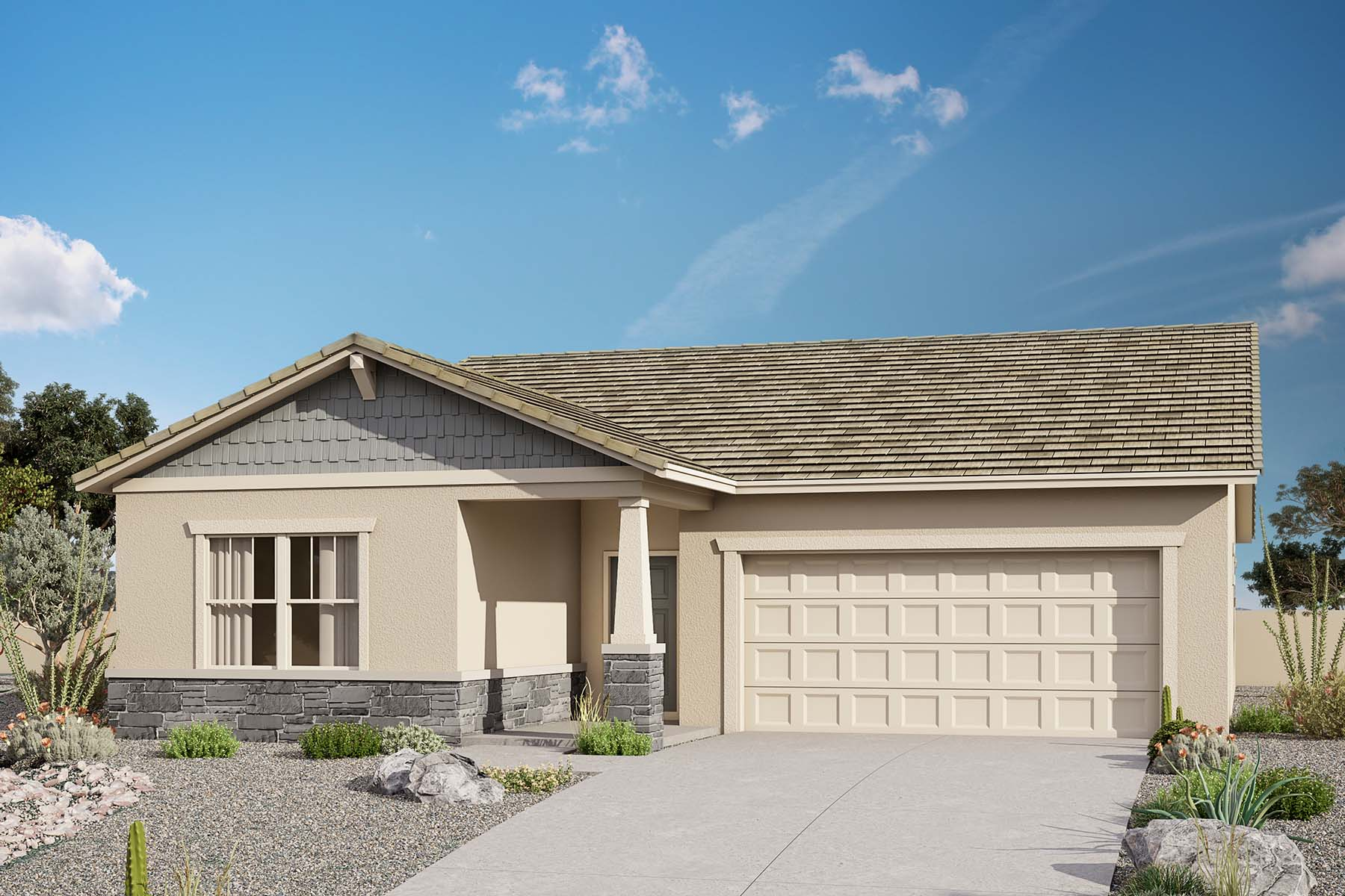 Joslin Plan  at Solano at Sienna Hills in Buckeye Arizona by Mattamy Homes