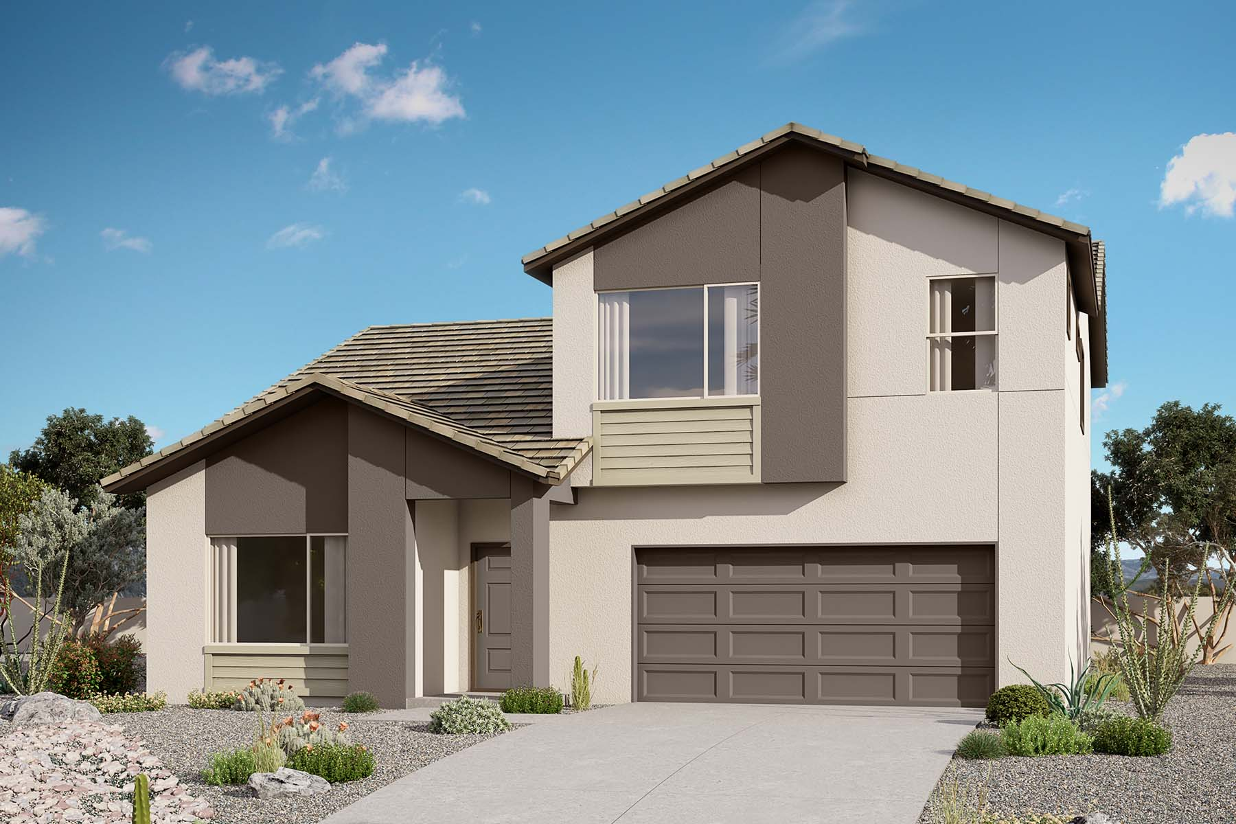 Sinclair Plan  at Solano at Sienna Hills in Buckeye Arizona by Mattamy Homes