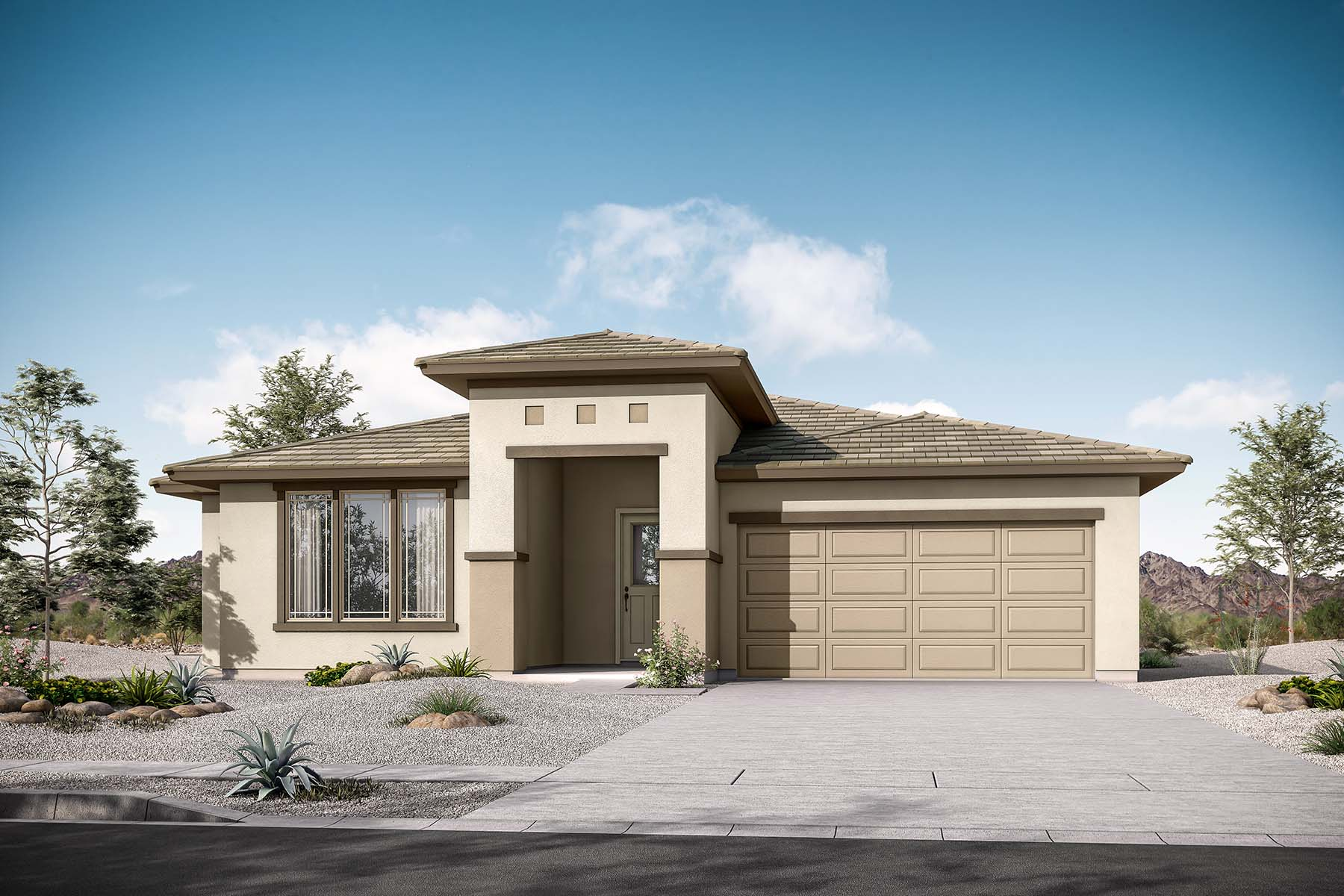 Caden Plan  at Vista Diamante at Camelback Ranch in Phoenix Arizona by Mattamy Homes
