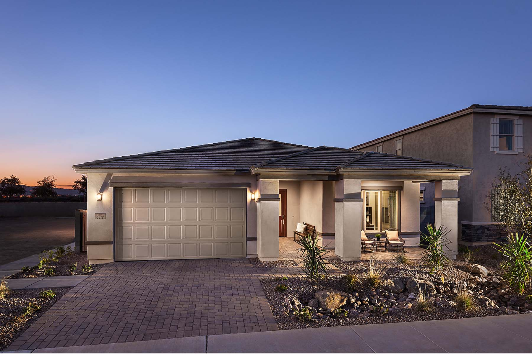 Bellwood Plan  at Vista Diamante at Camelback Ranch in Phoenix Arizona by Mattamy Homes