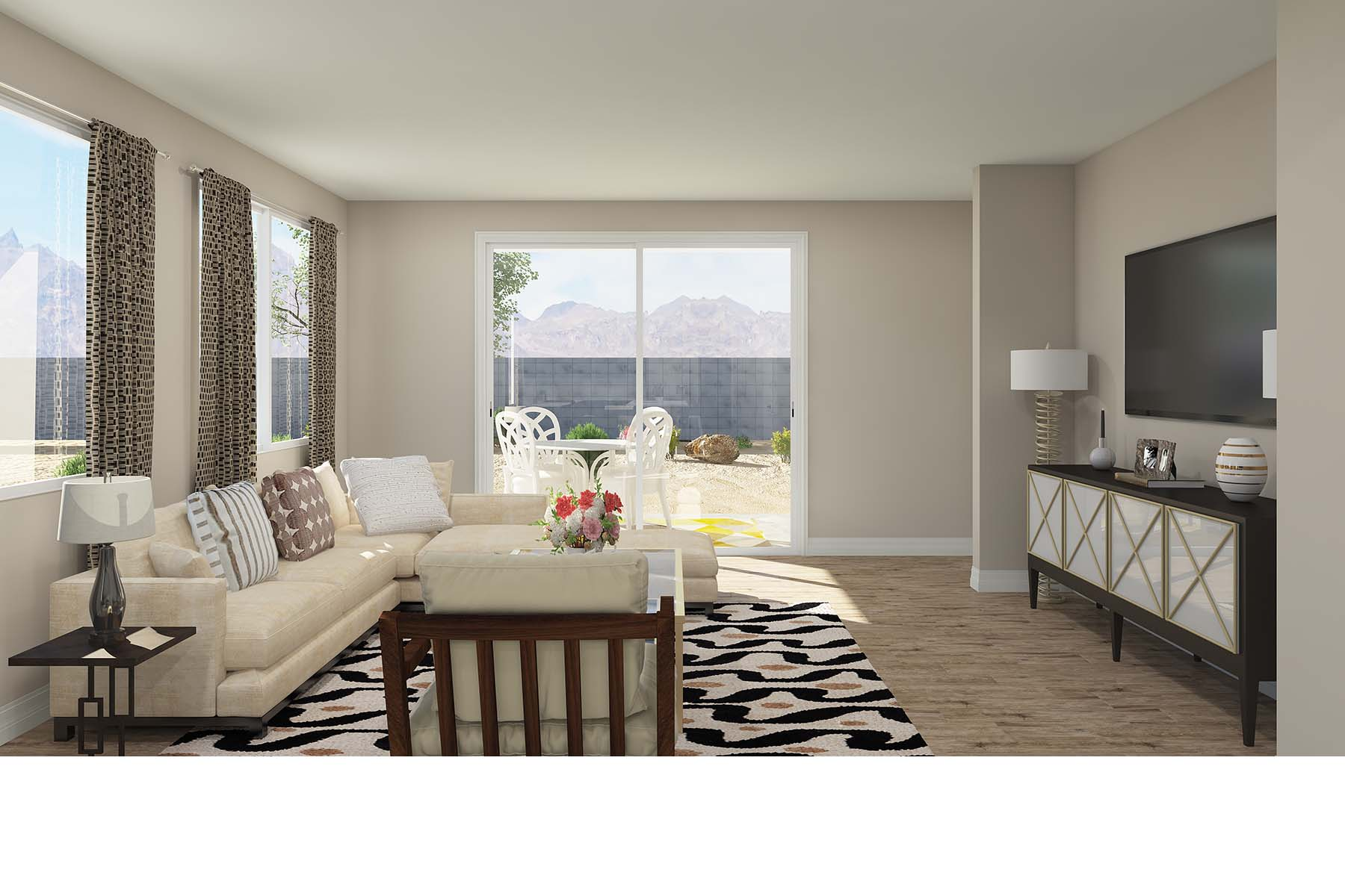 Vista Diamante at Camelback Ranch  in Phoenix Arizona by Mattamy Homes