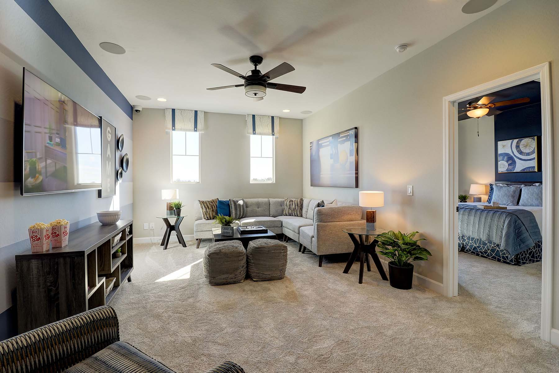Leander Plan  at Vista Diamante at Camelback Ranch in Phoenix Arizona by Mattamy Homes