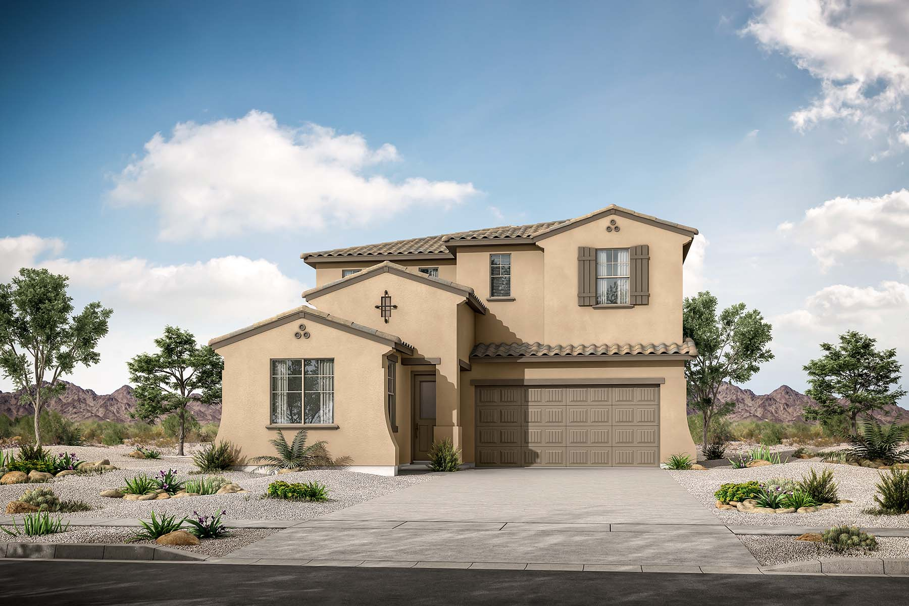 Micah Plan  at Vista Diamante at Camelback Ranch in Phoenix Arizona by Mattamy Homes